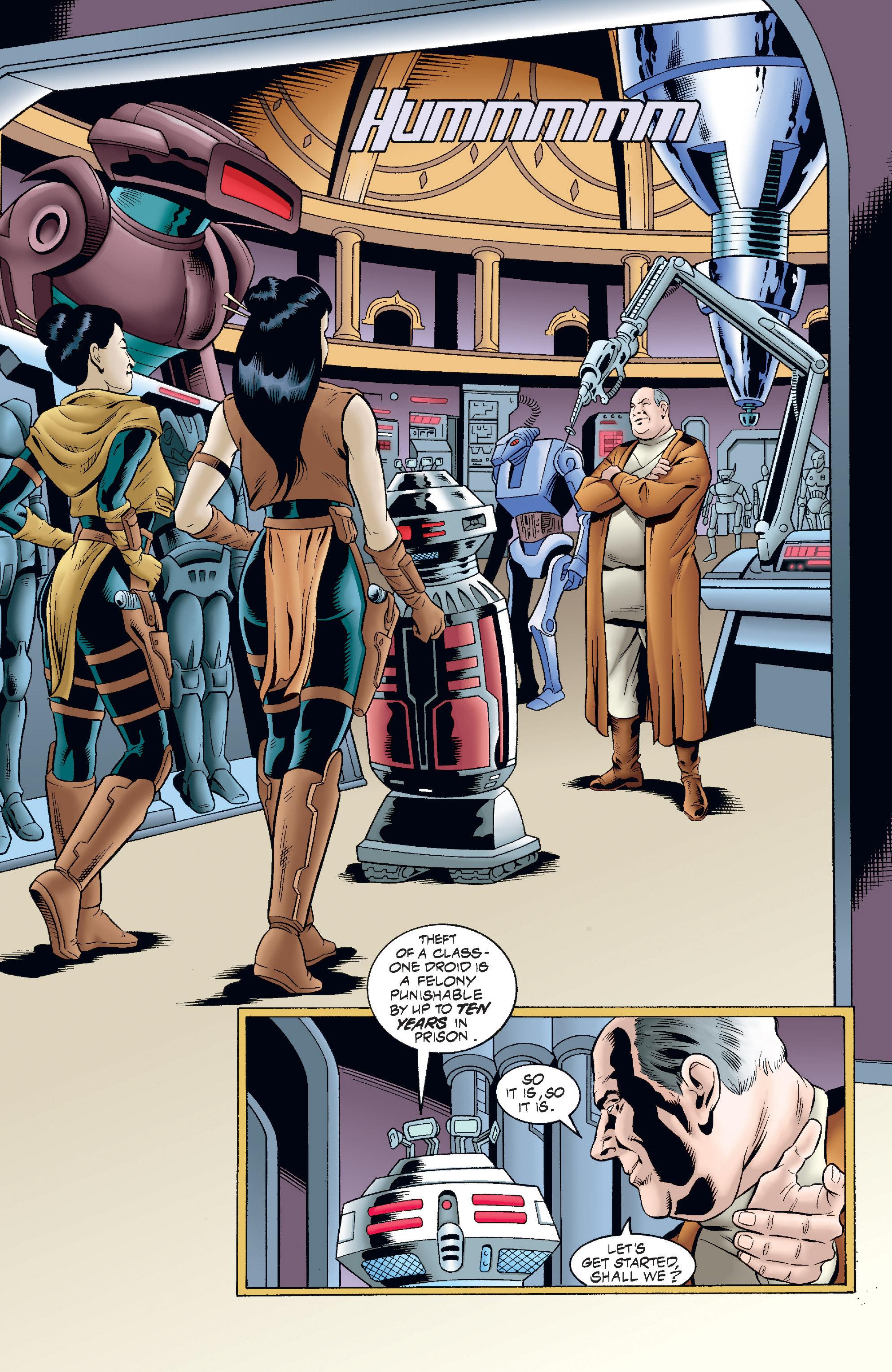Read online Star Wars Omnibus comic -  Issue # Vol. 11 - 319