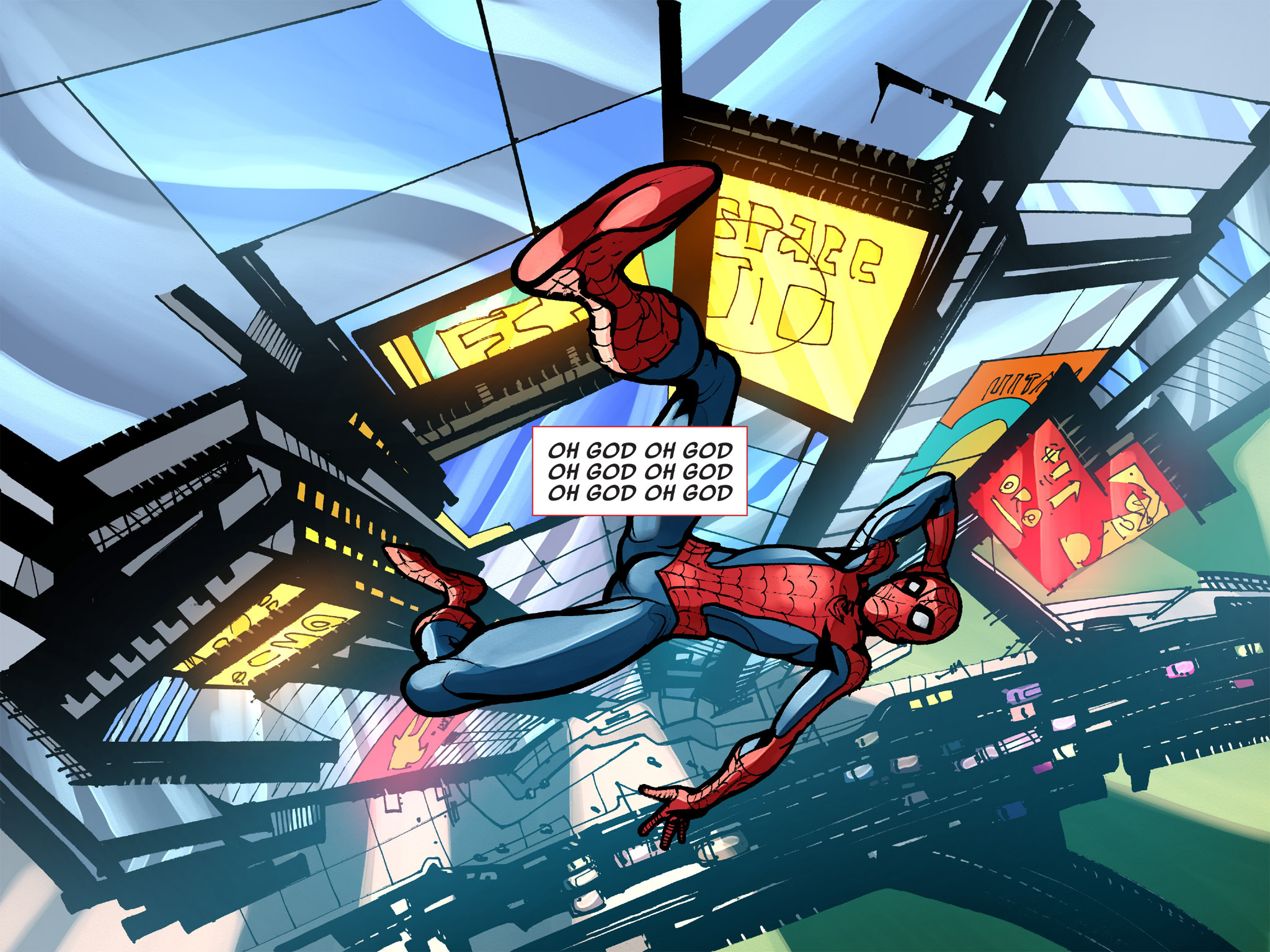 Read online Amazing Spider-Man: Who Am I? comic -  Issue # Full (Part 1) - 212