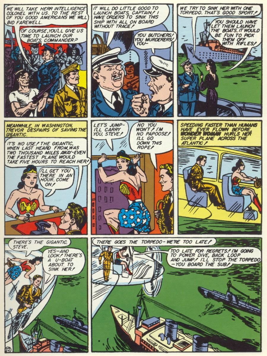 Read online Sensation (Mystery) Comics comic -  Issue #6 - 14