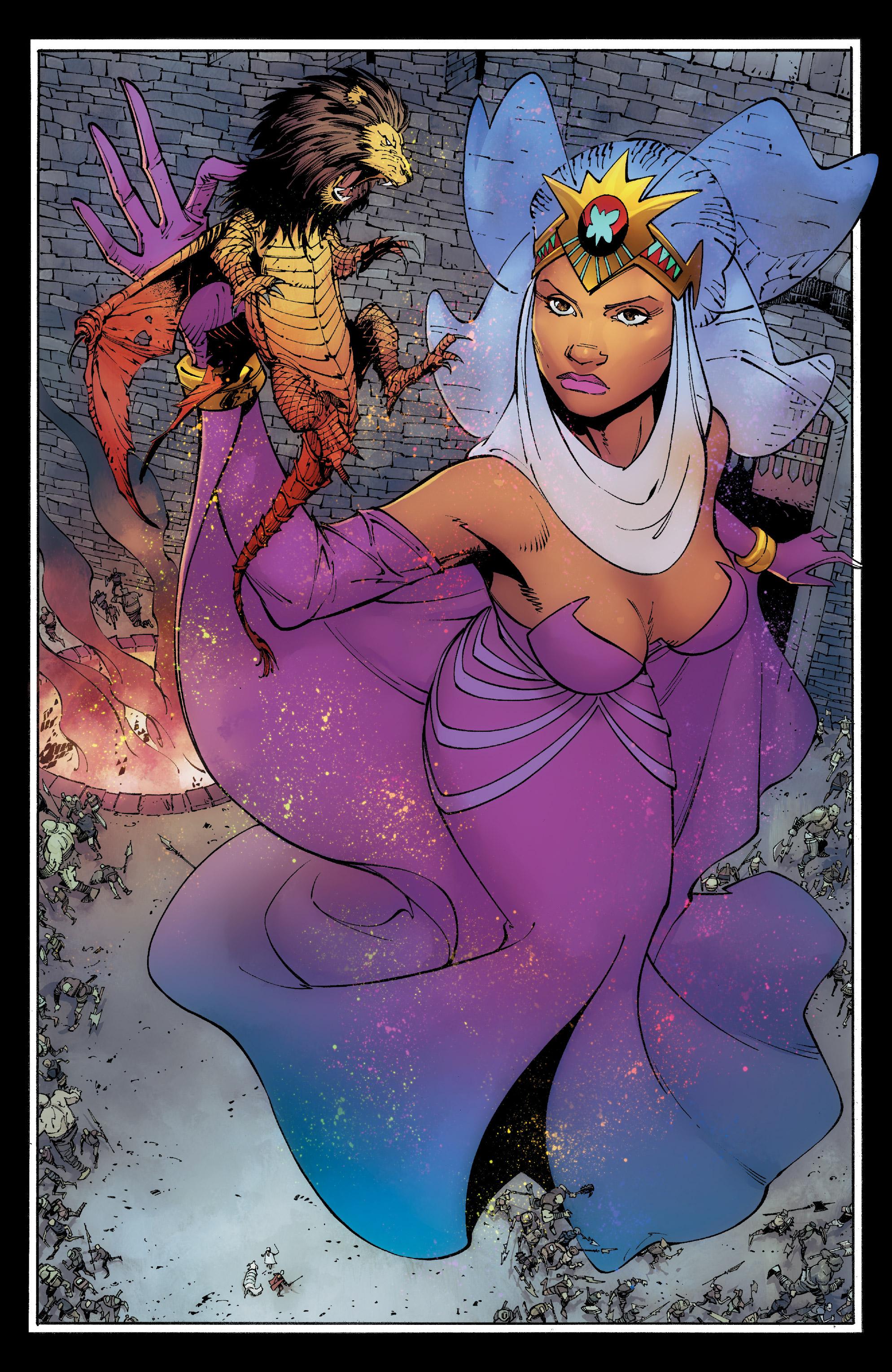 Read online Reborn comic -  Issue #6 - 13