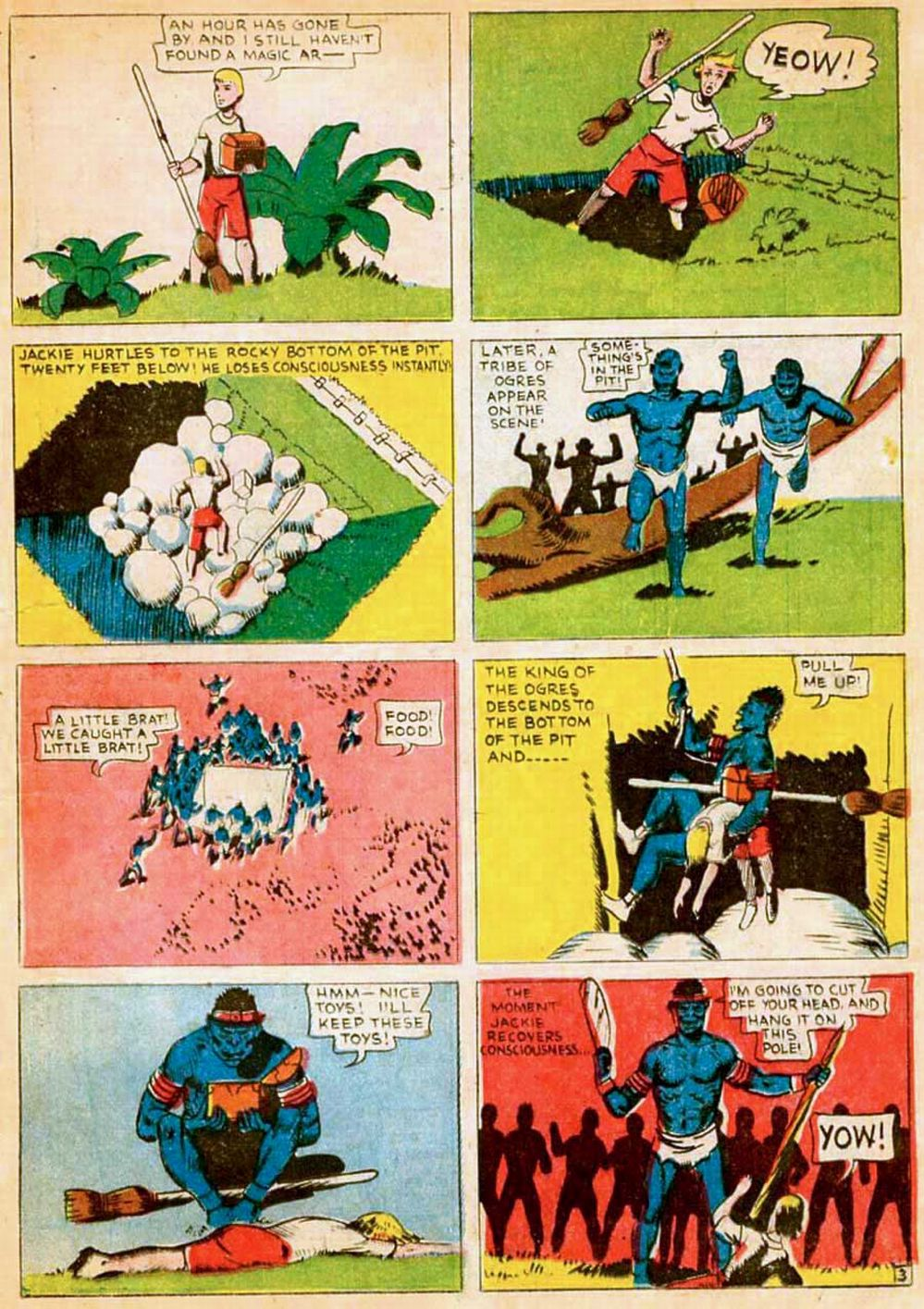 Zip Comics issue 19 - Page 39