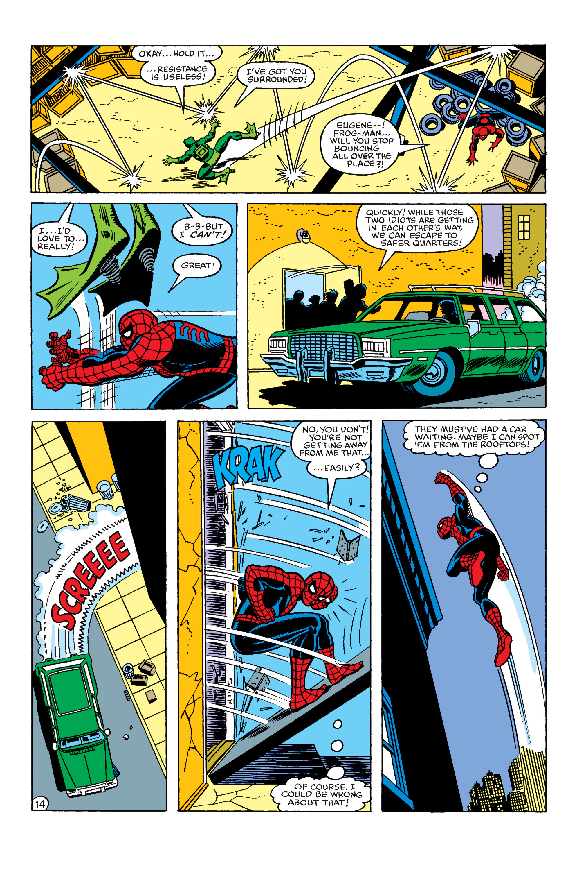 The Amazing Spider-Man (1963) 247 Page 14