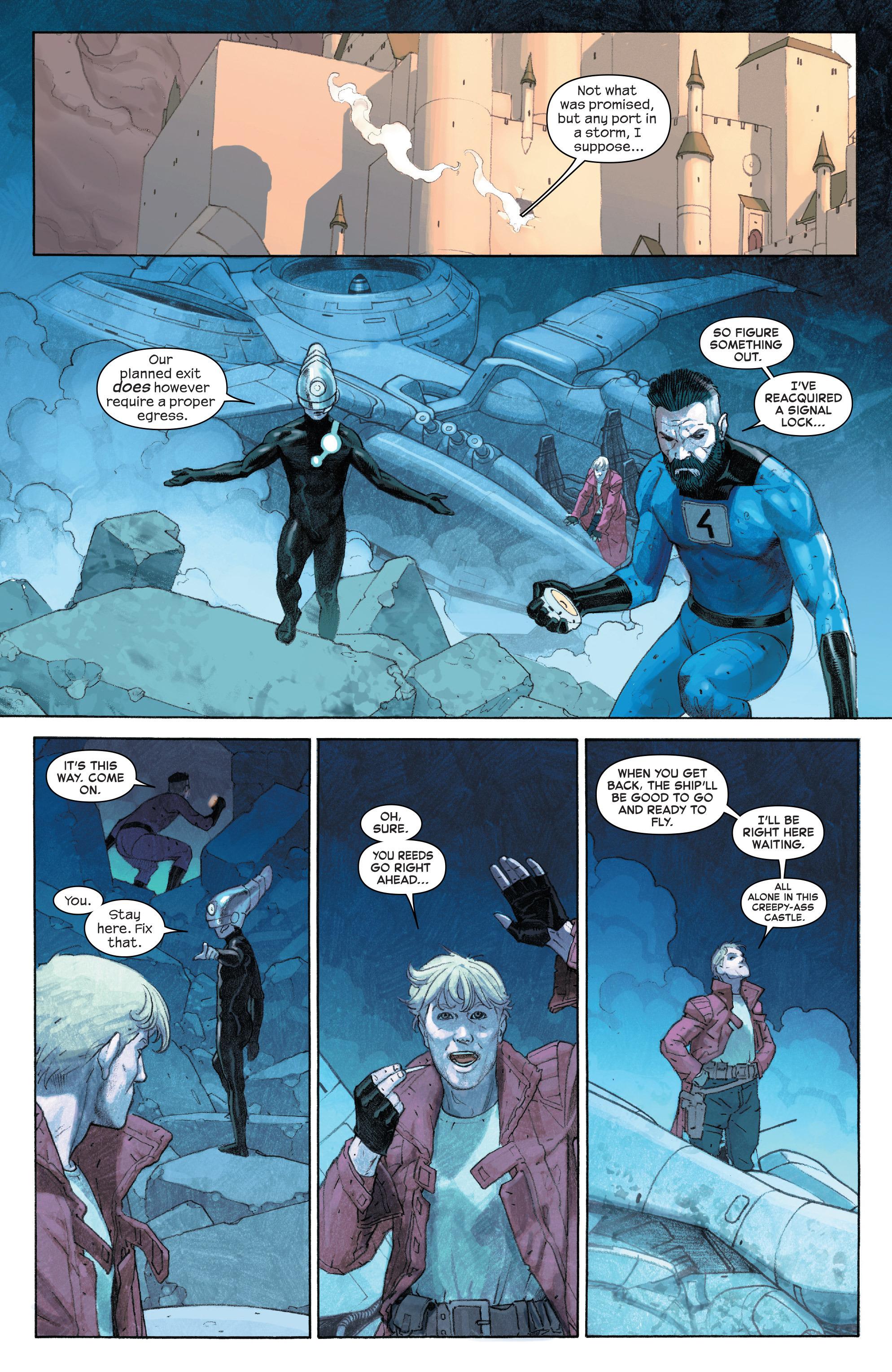 Read online Secret Wars comic -  Issue #8 - 9