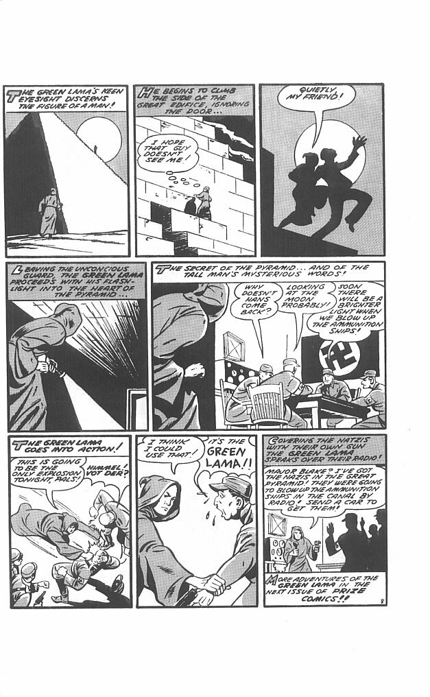 Read online Men of Mystery Comics comic -  Issue #25 - 35