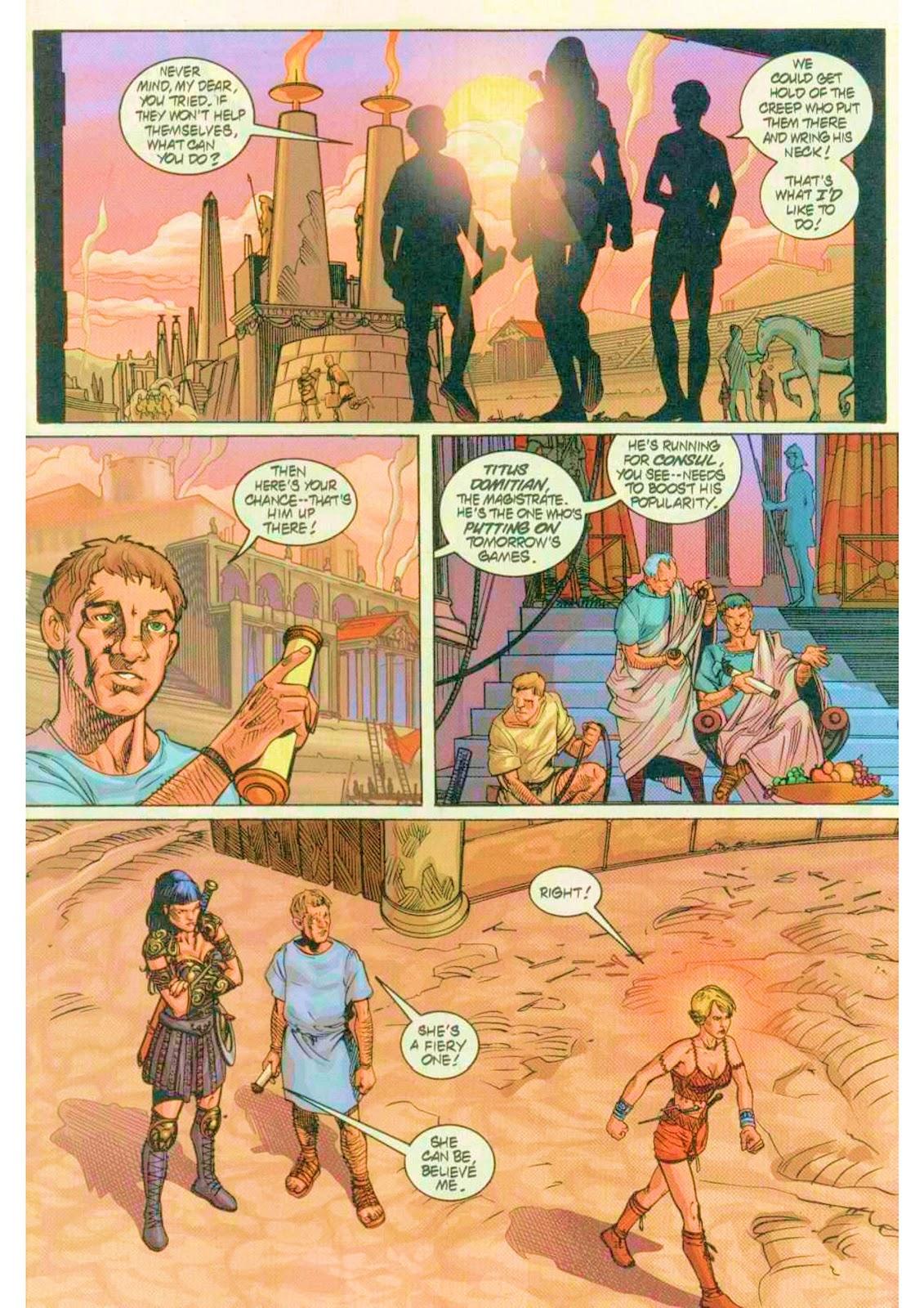 Xena: Warrior Princess (1999) Issue #7 #7 - English 10