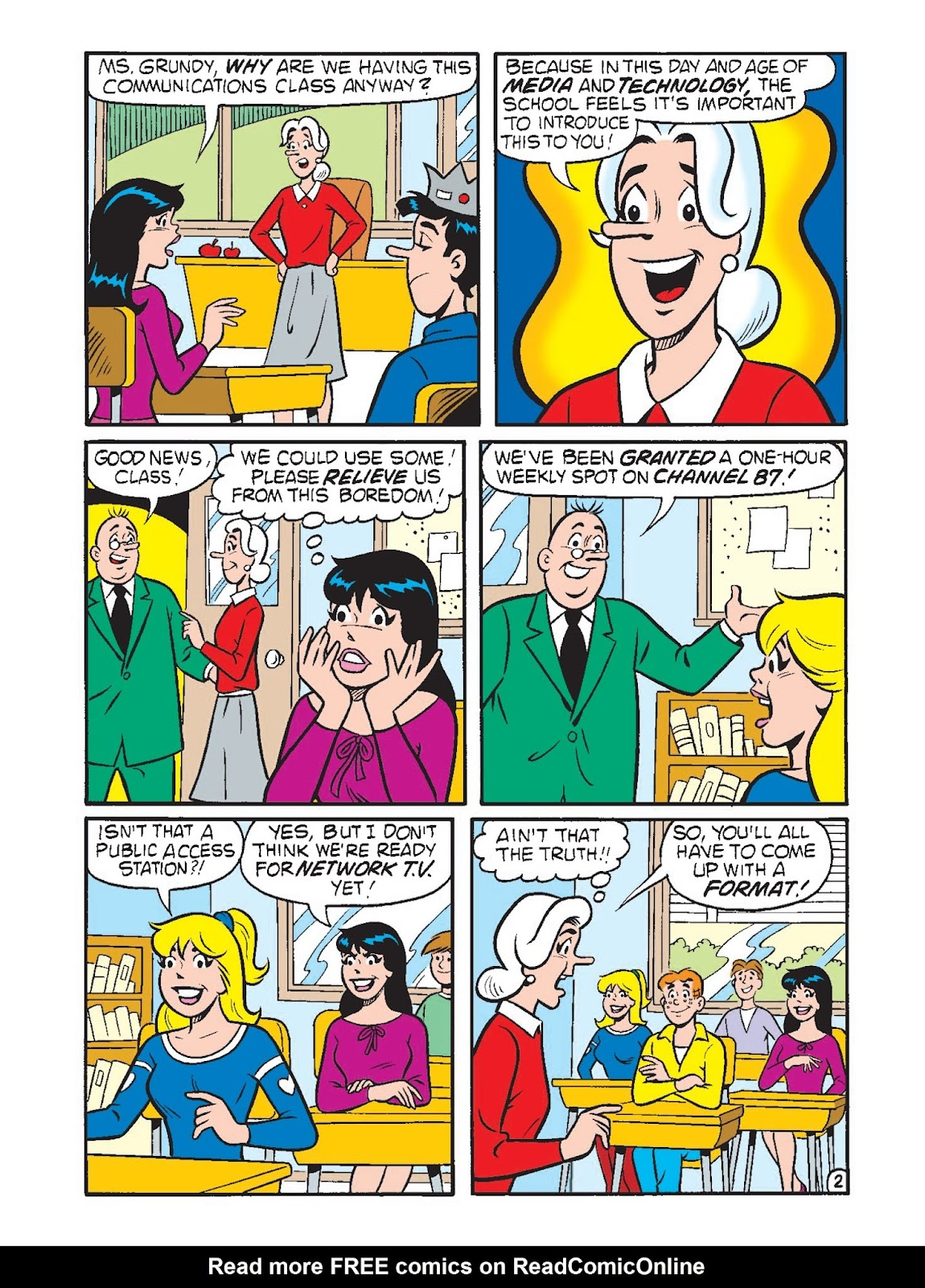 Archie 1000 Page Comics Digest issue TPB_(Part_5) - Page 37