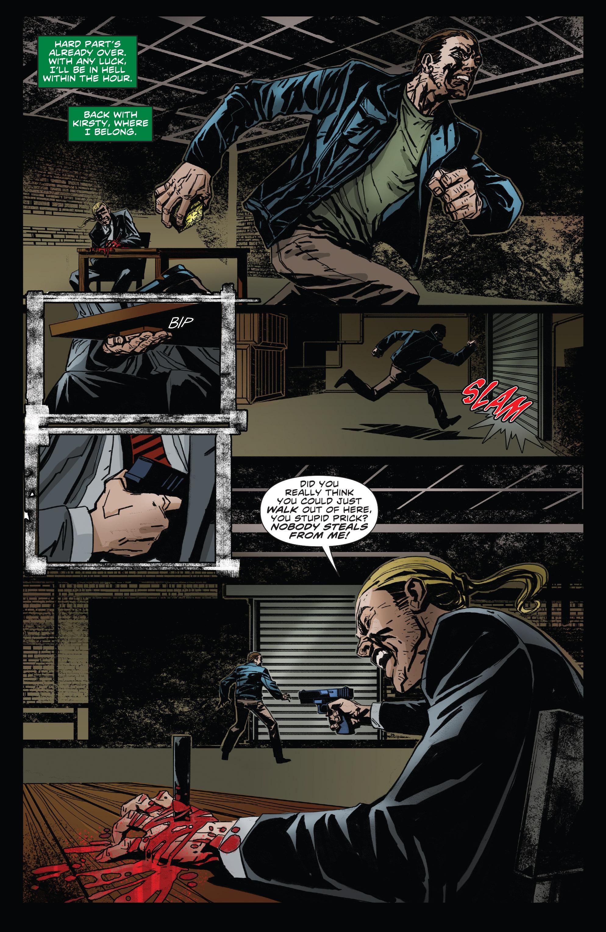 Read online Clive Barker's Hellraiser: The Dark Watch comic -  Issue # TPB 3 - 19