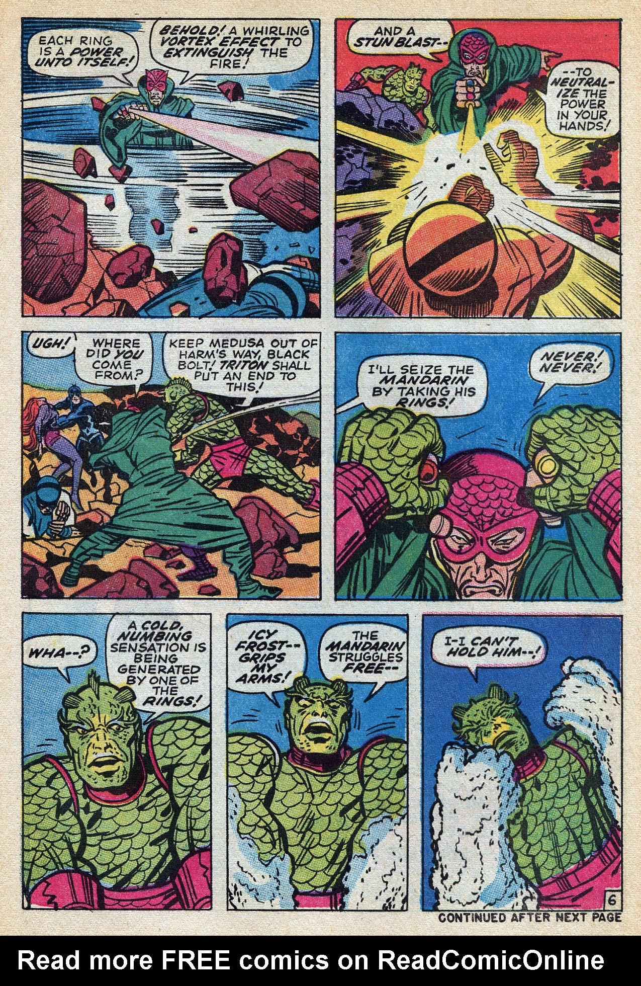 Read online Amazing Adventures (1970) comic -  Issue #3 - 9
