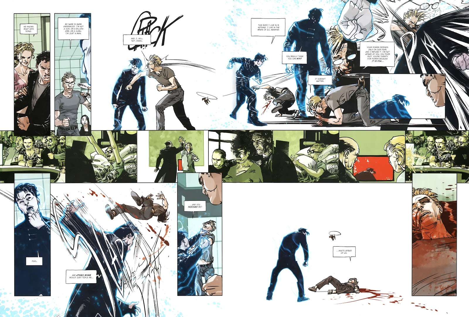 Read online Cutting Edge (2013) comic -  Issue #4 - 38