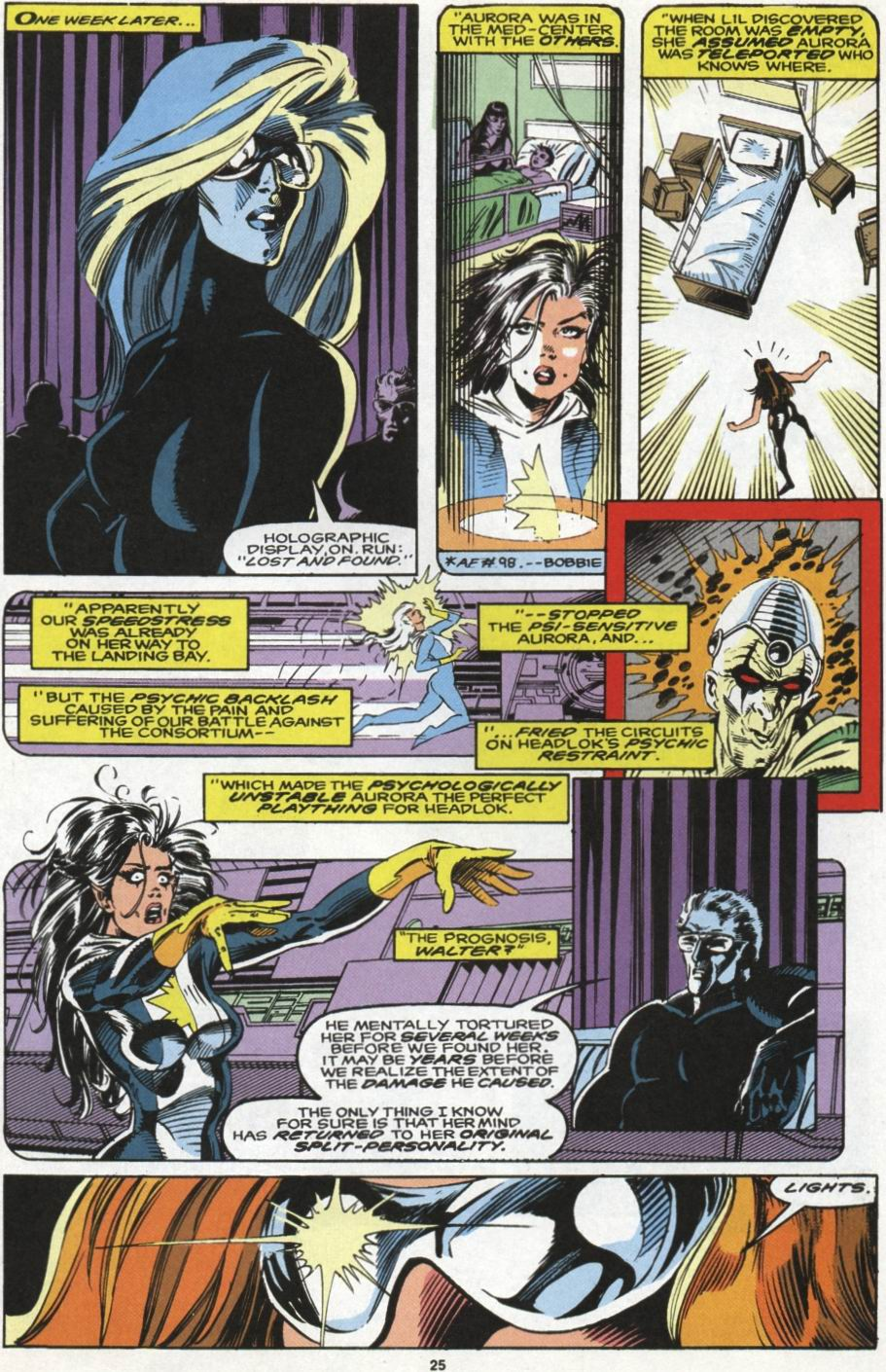 Read online Alpha Flight (1983) comic -  Issue #104 - 20