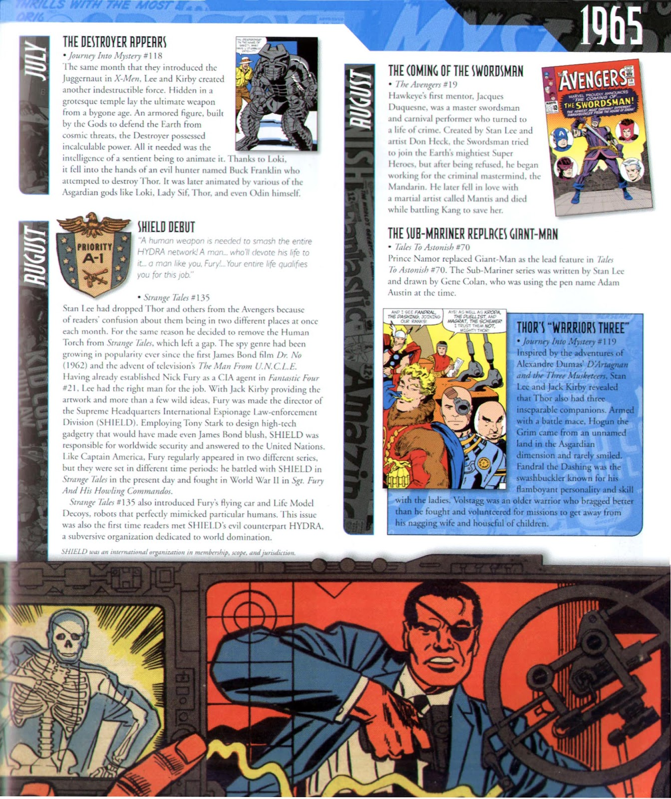 Read online Marvel Chronicle comic -  Issue # TPB (Part 2) - 9