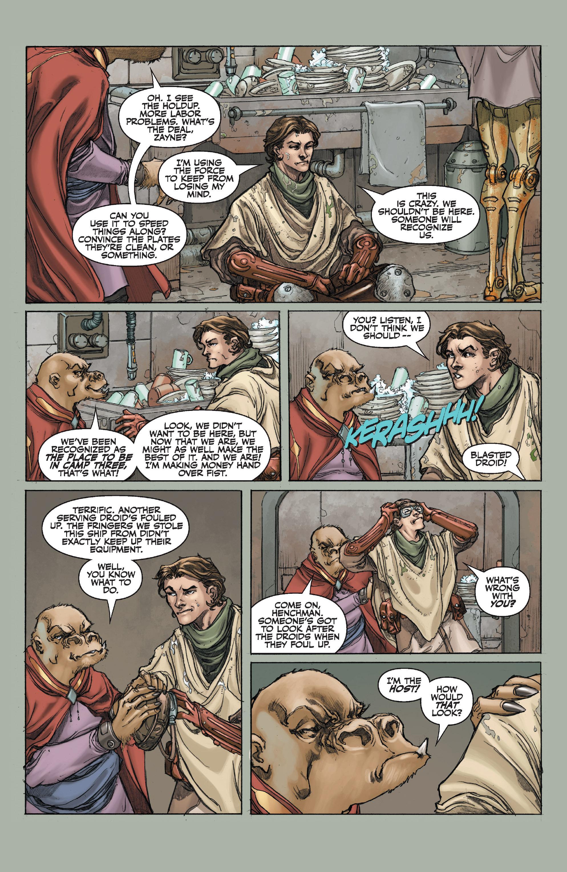 Read online Star Wars Omnibus comic -  Issue # Vol. 29 - 306