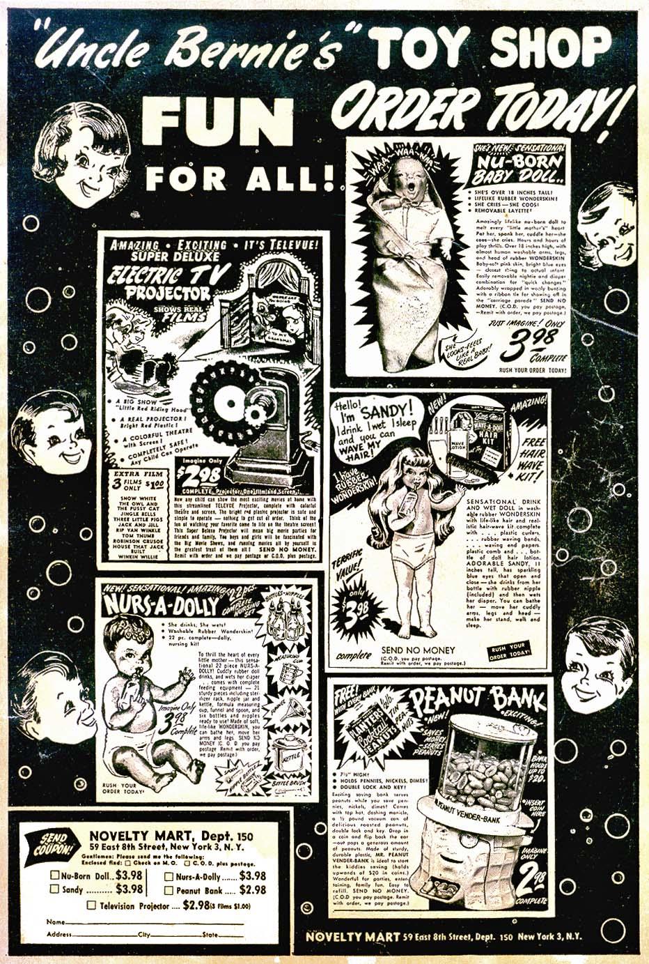 Read online Animal Antics comic -  Issue #32 - 51