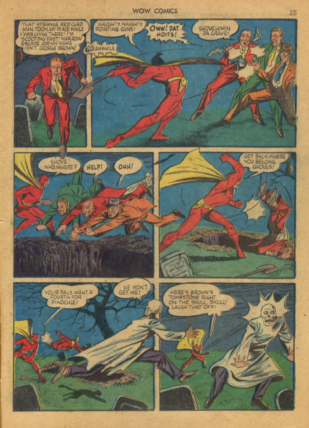 Wow Comics issue 3 - Page 27