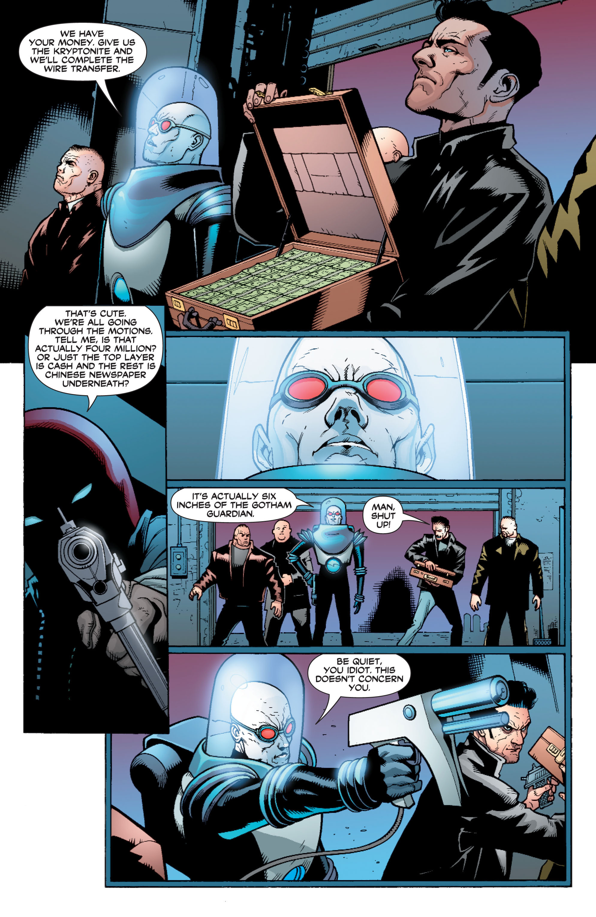 Read online Batman: Under The Red Hood comic -  Issue # Full - 90