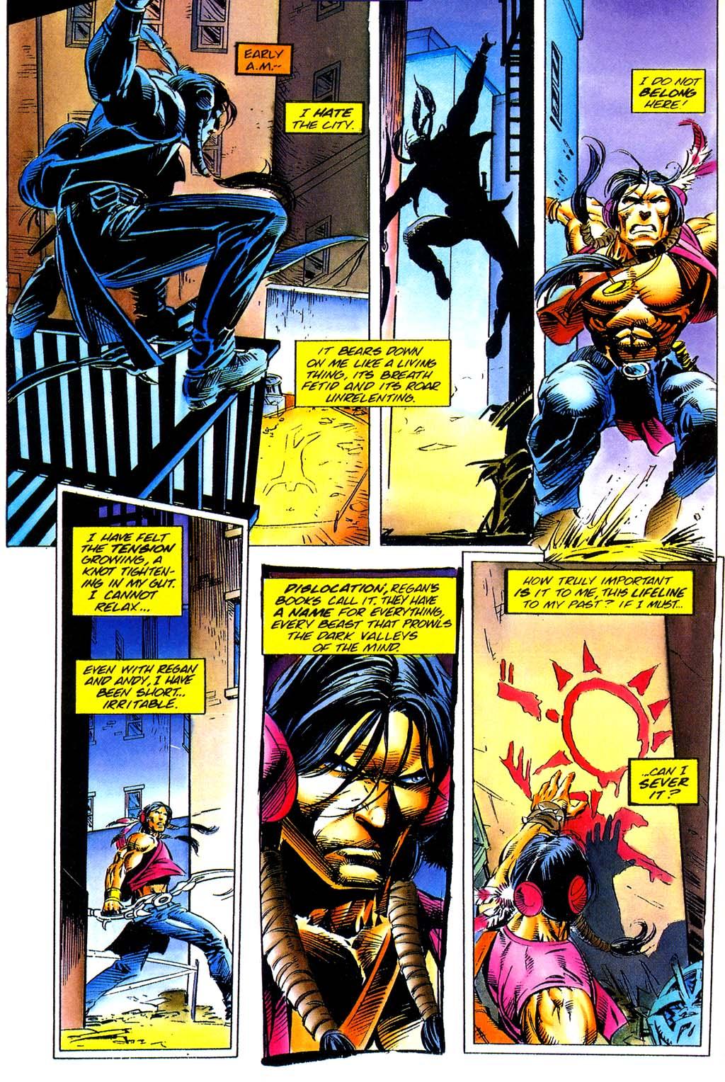 Read online Turok, Dinosaur Hunter (1993) comic -  Issue #29 - 9