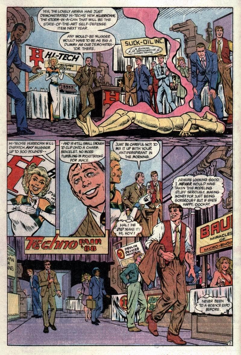 Action Comics (1938) 615 Page 2