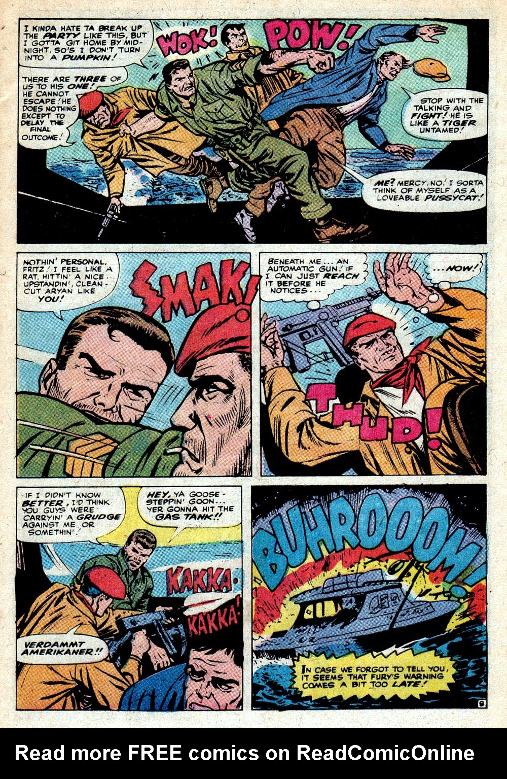 Read online Sgt. Fury comic -  Issue #85 - 13