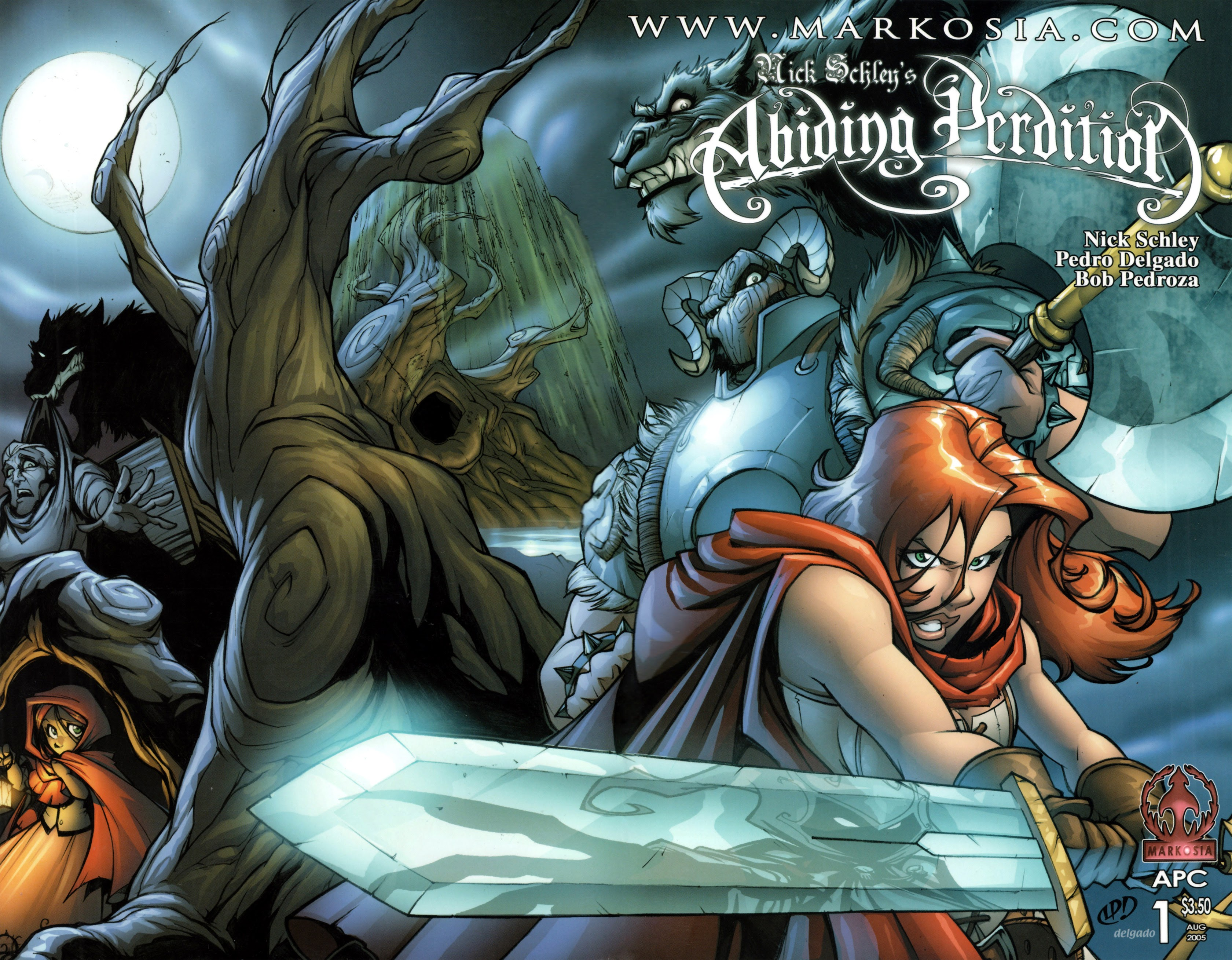 Read online Abiding Perdition comic -  Issue #1 - 1