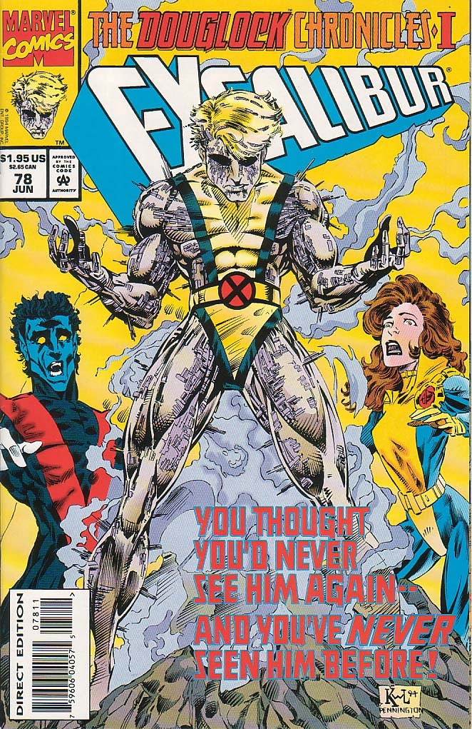 Excalibur (1988) issue 78 - Page 1