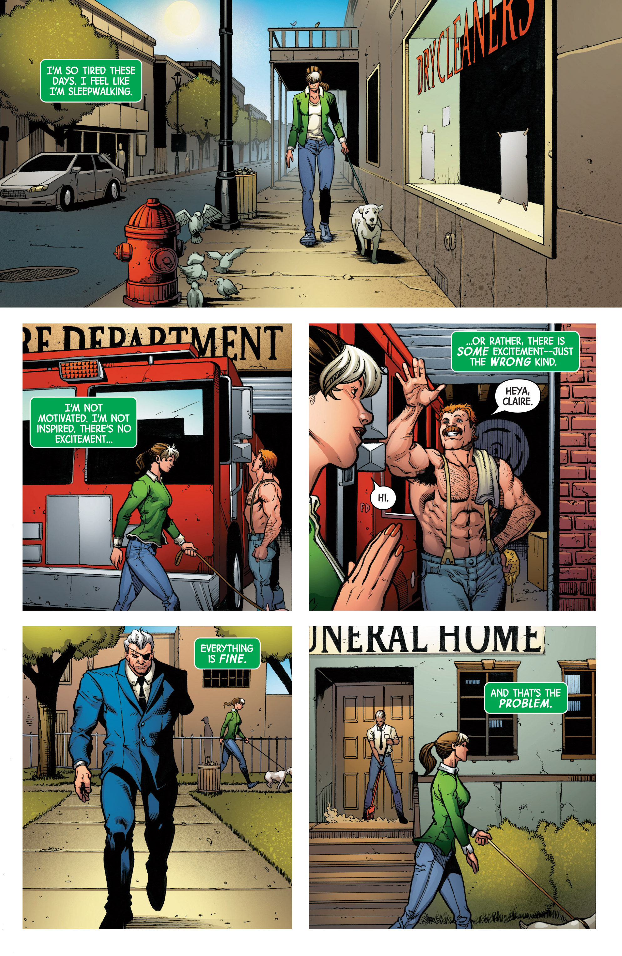Read online Uncanny Avengers [II] comic -  Issue #8 - 3