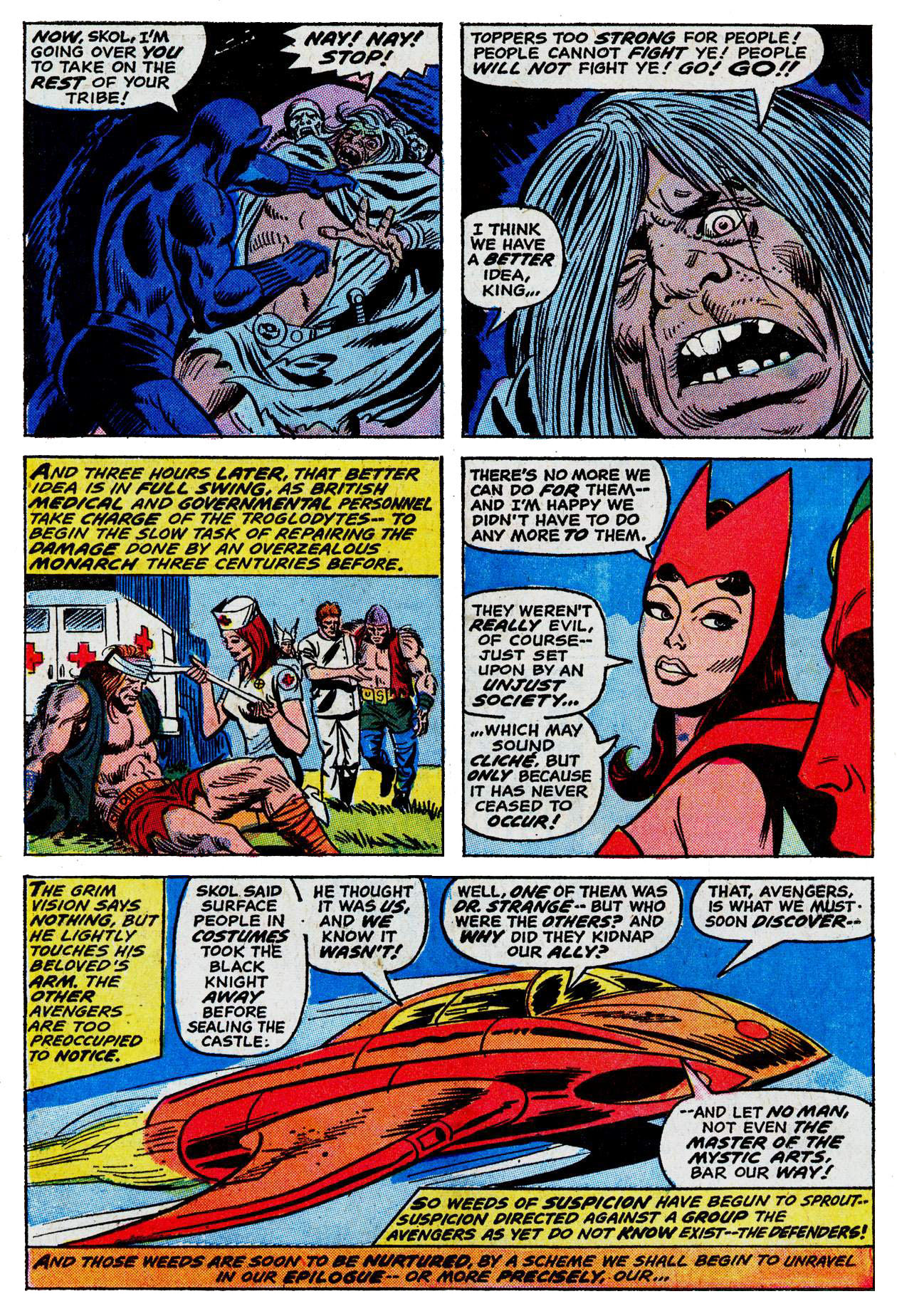 The Avengers (1963) 115 Page 16