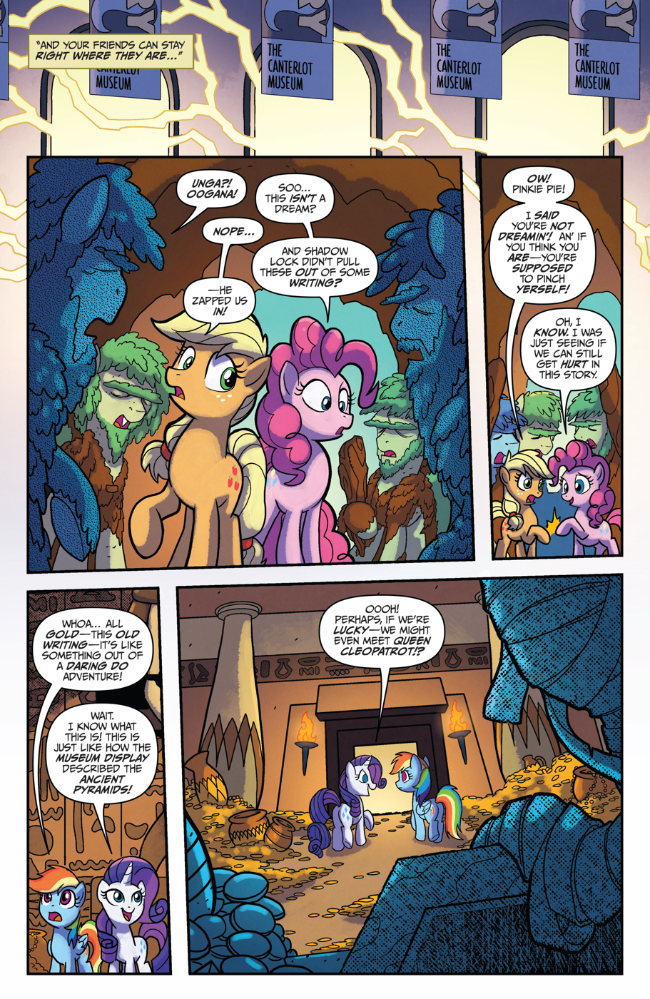 Read online My Little Pony: Friendship is Magic comic -  Issue #53 - 4