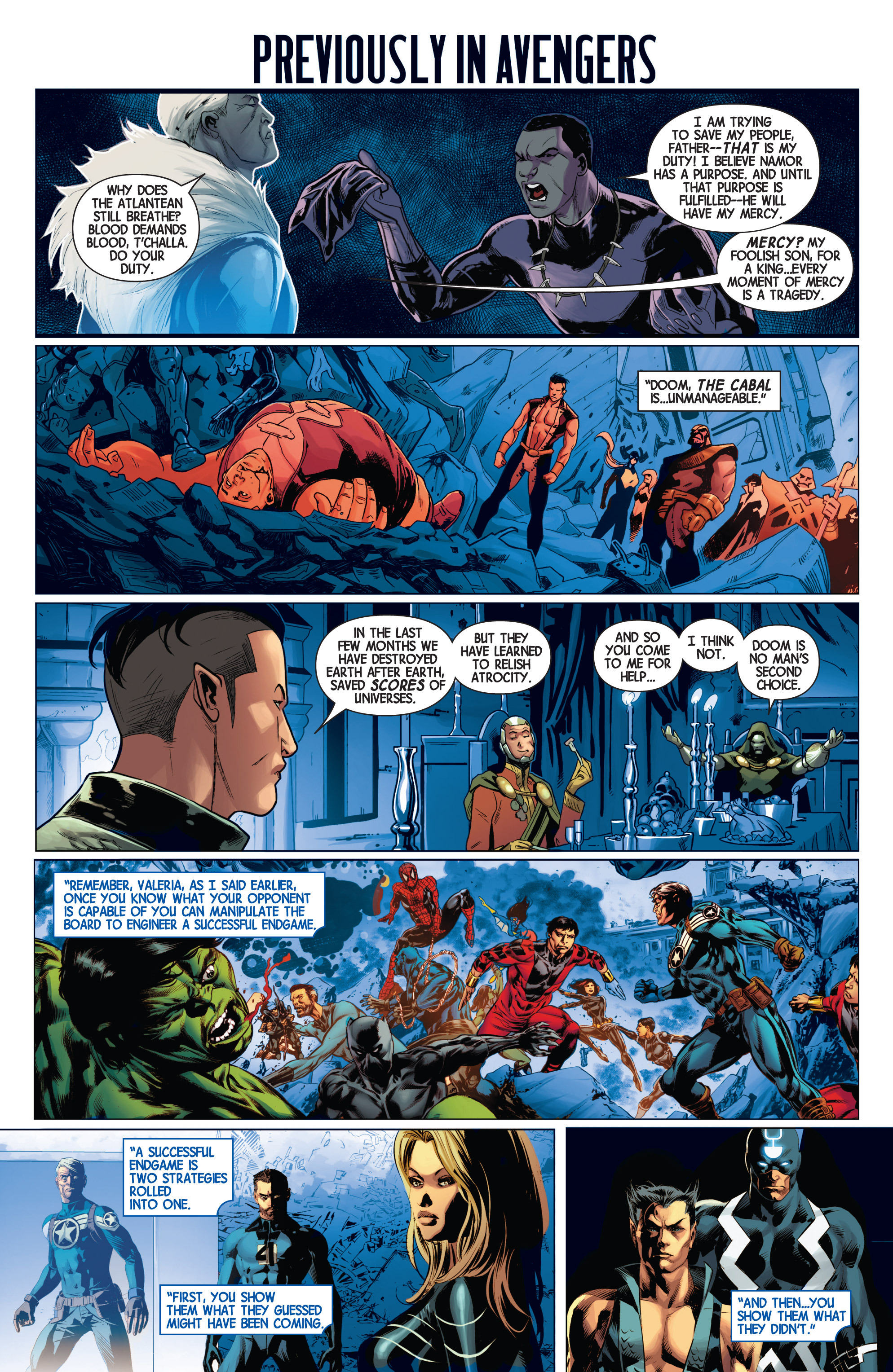 Read online Avengers (2013) comic -  Issue #40 - 2