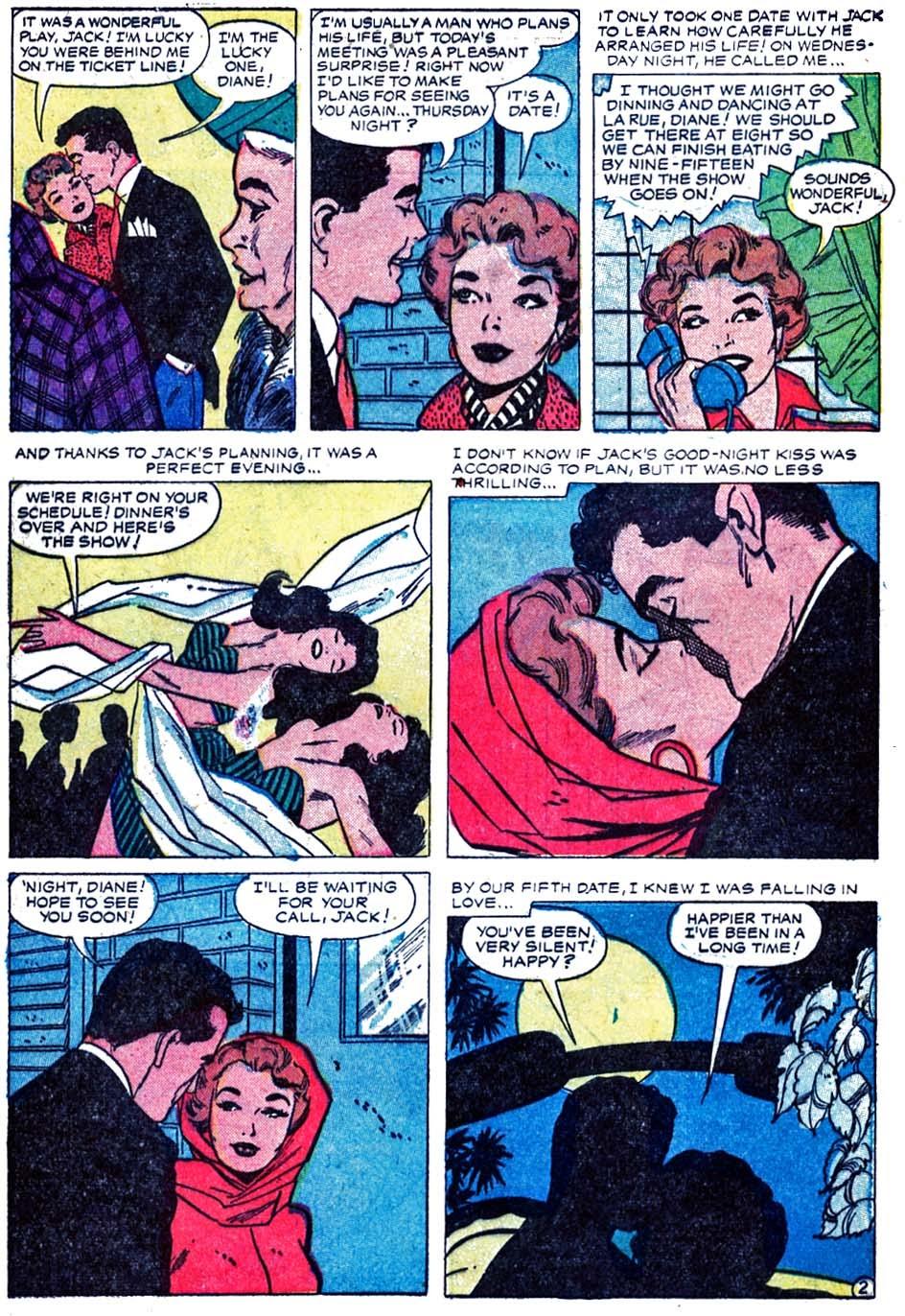 Love Romances (1949) issue 52 - Page 28