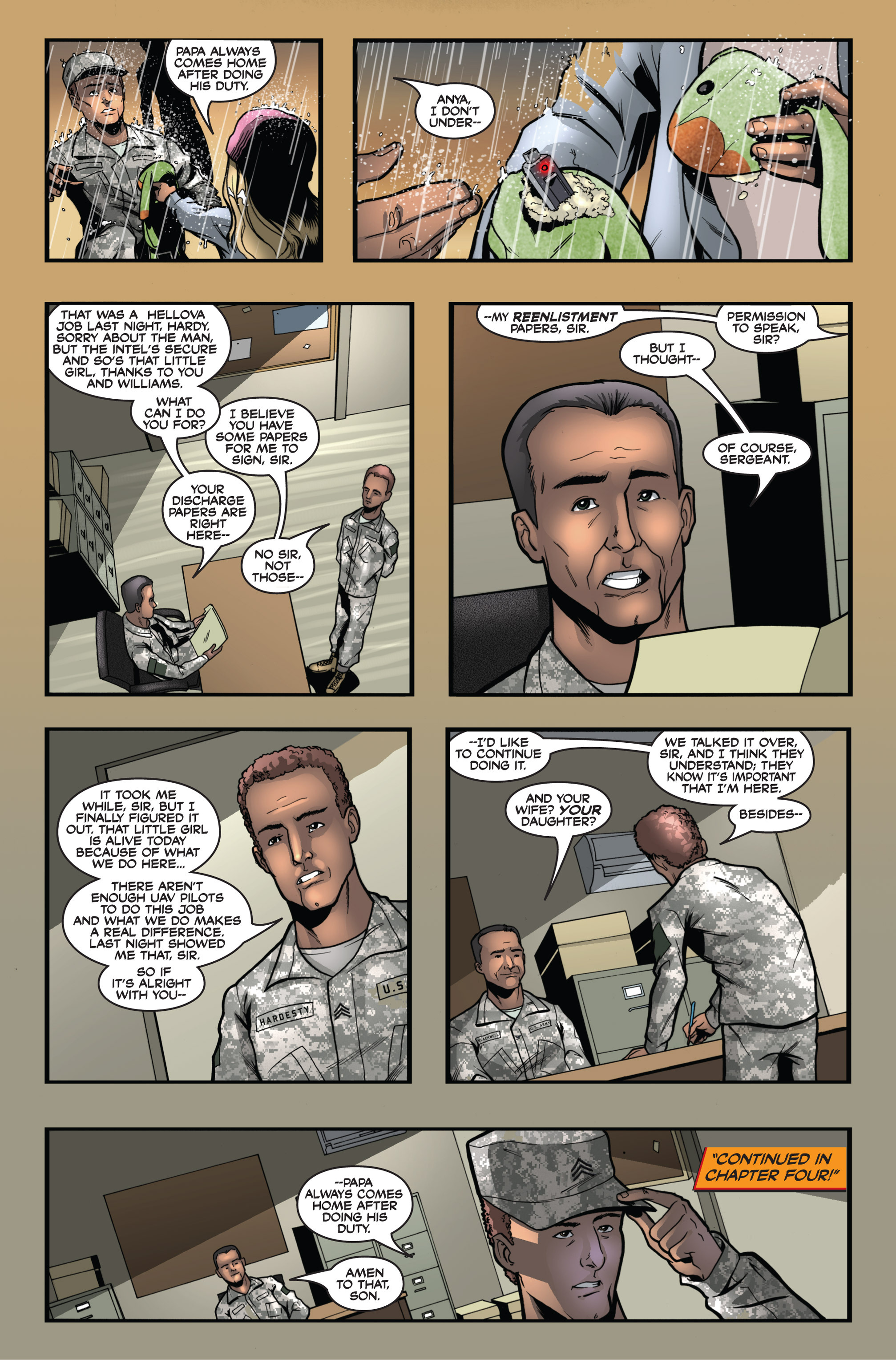 Read online America's Army comic -  Issue #3 - 25