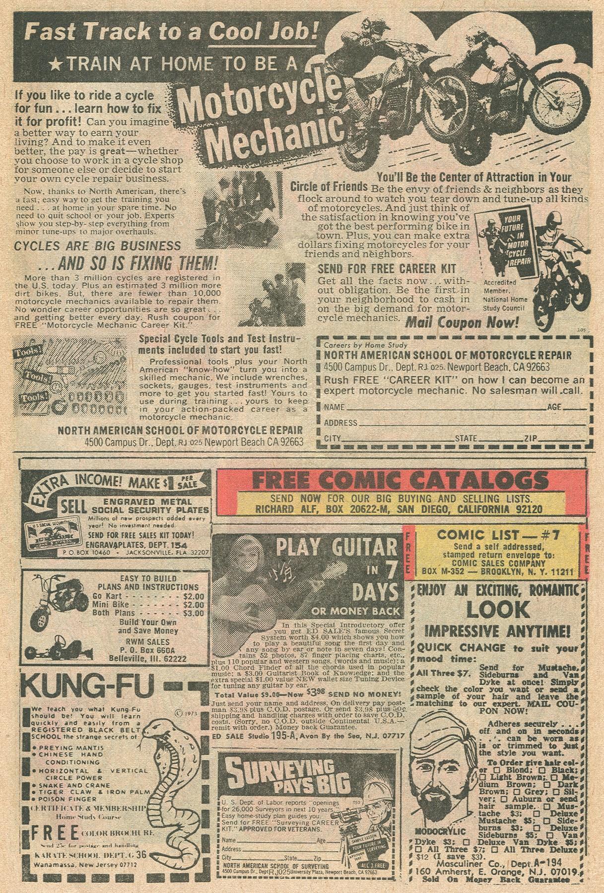 Read online Two-Gun Kid comic -  Issue #124 - 27