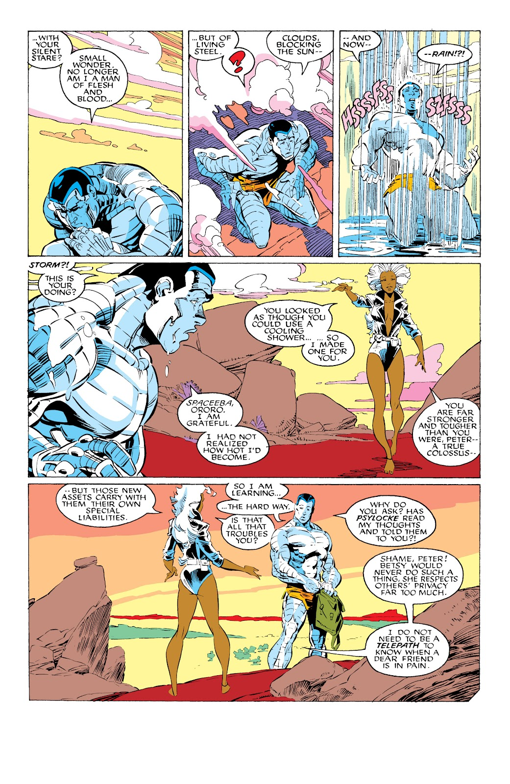 Uncanny X-Men (1963) issue 231 - Page 6