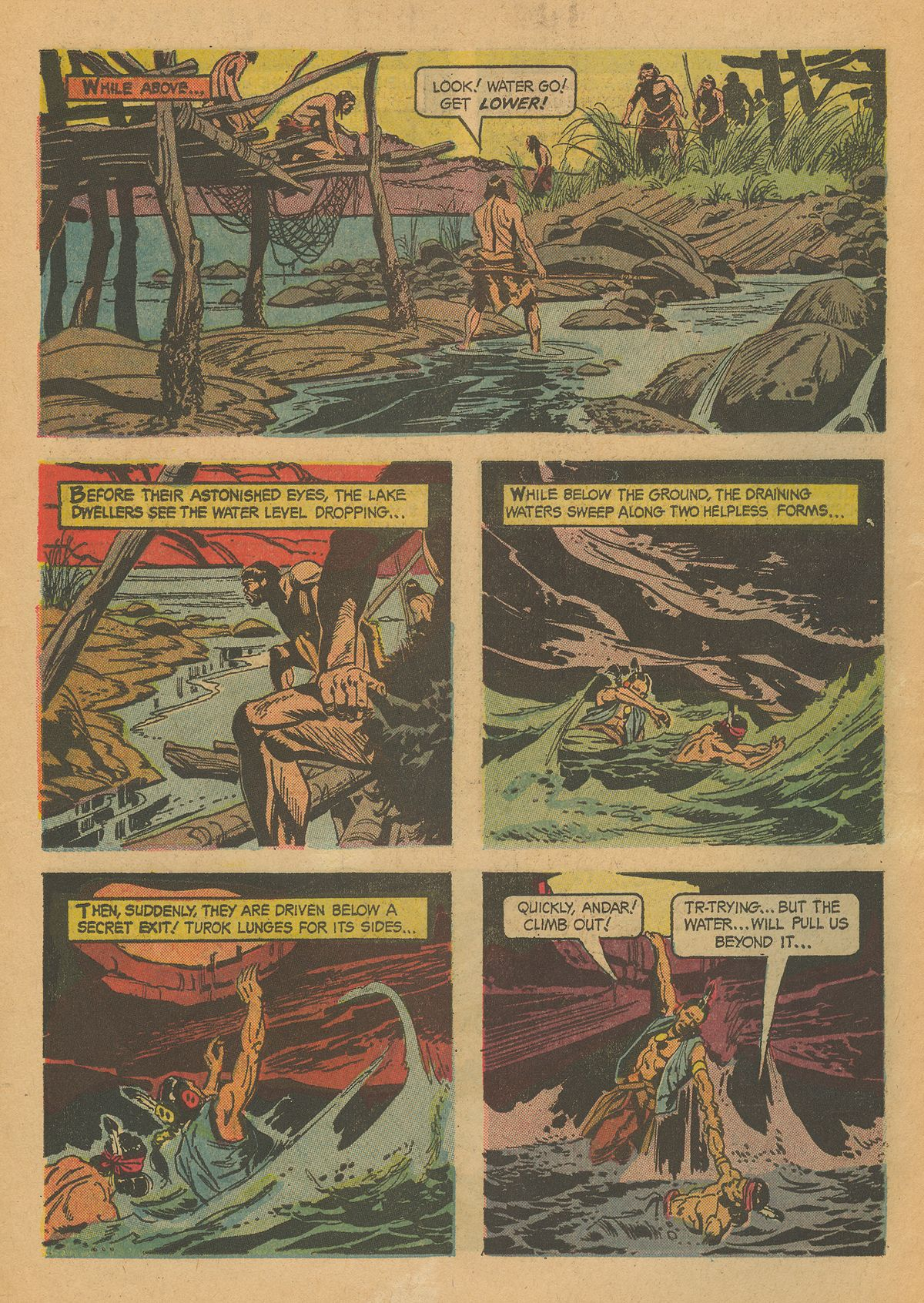 Read online Turok, Son of Stone comic -  Issue #43 - 30