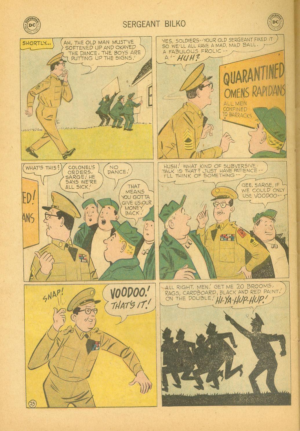 Sergeant Bilko issue 8 - Page 32
