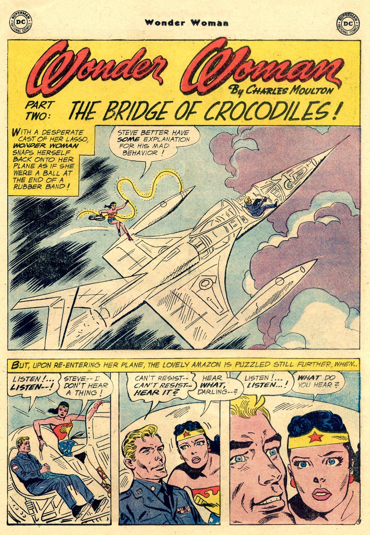 Read online Wonder Woman (1942) comic -  Issue #110 - 13
