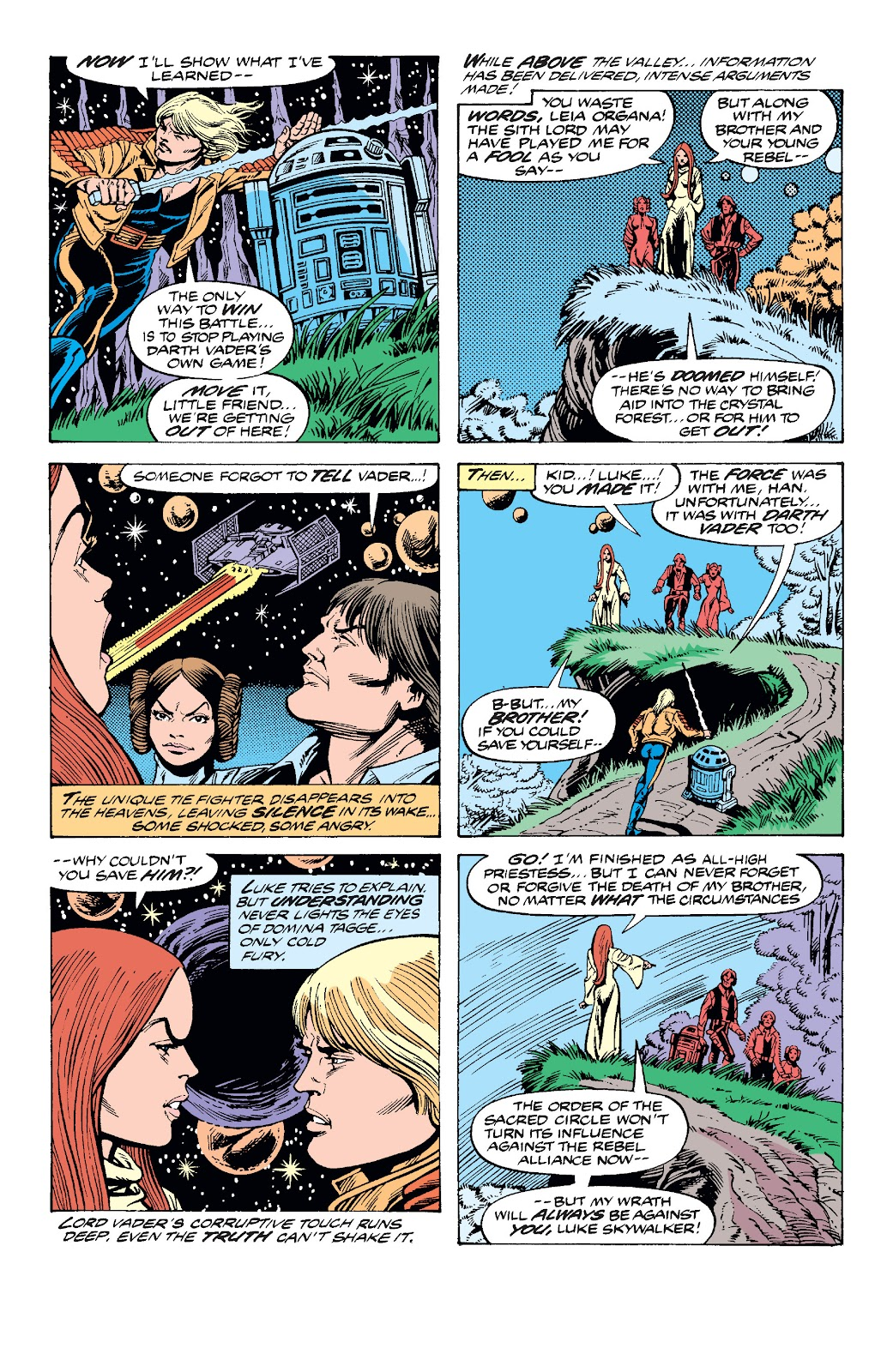 Read online Star Wars Legends: The Original Marvel Years - Epic Collection comic -  Issue # TPB 2 (Part 3) - 91
