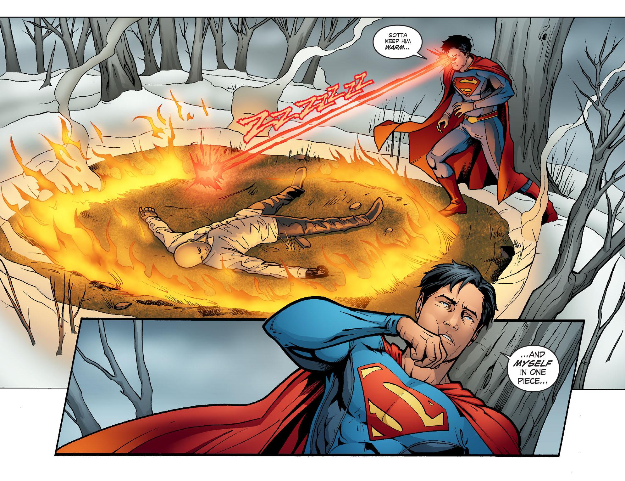 Read online Smallville: Alien comic -  Issue #10 - 16