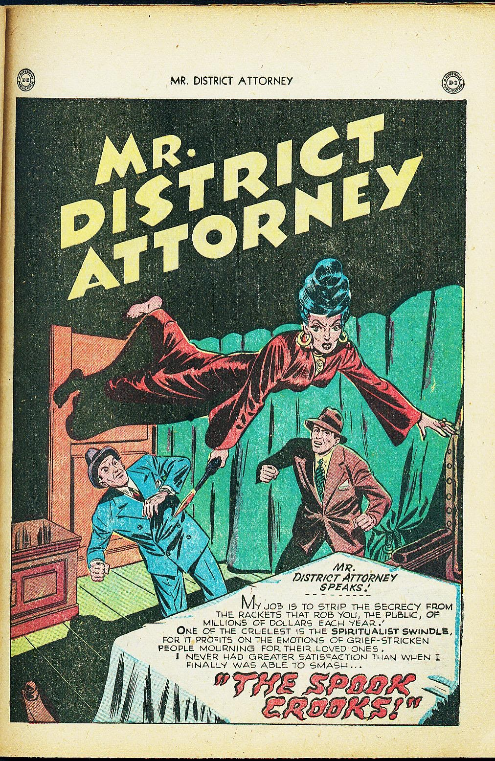 Mr. District Attorney issue 1 - Page 43