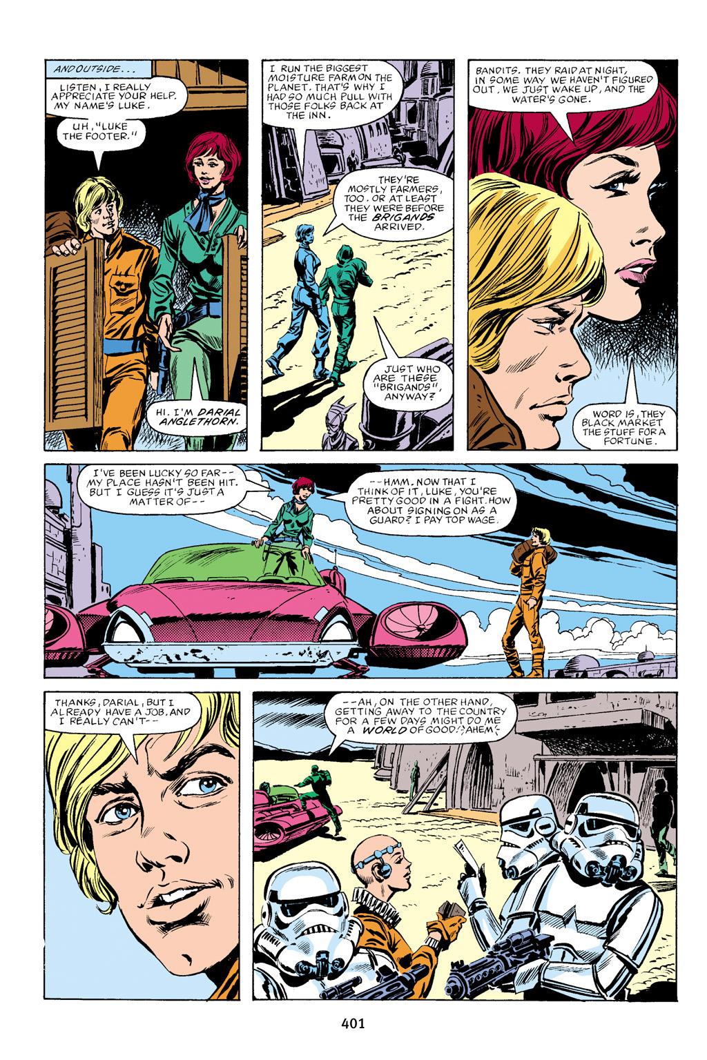 Read online Star Wars Omnibus comic -  Issue # Vol. 16 - 393