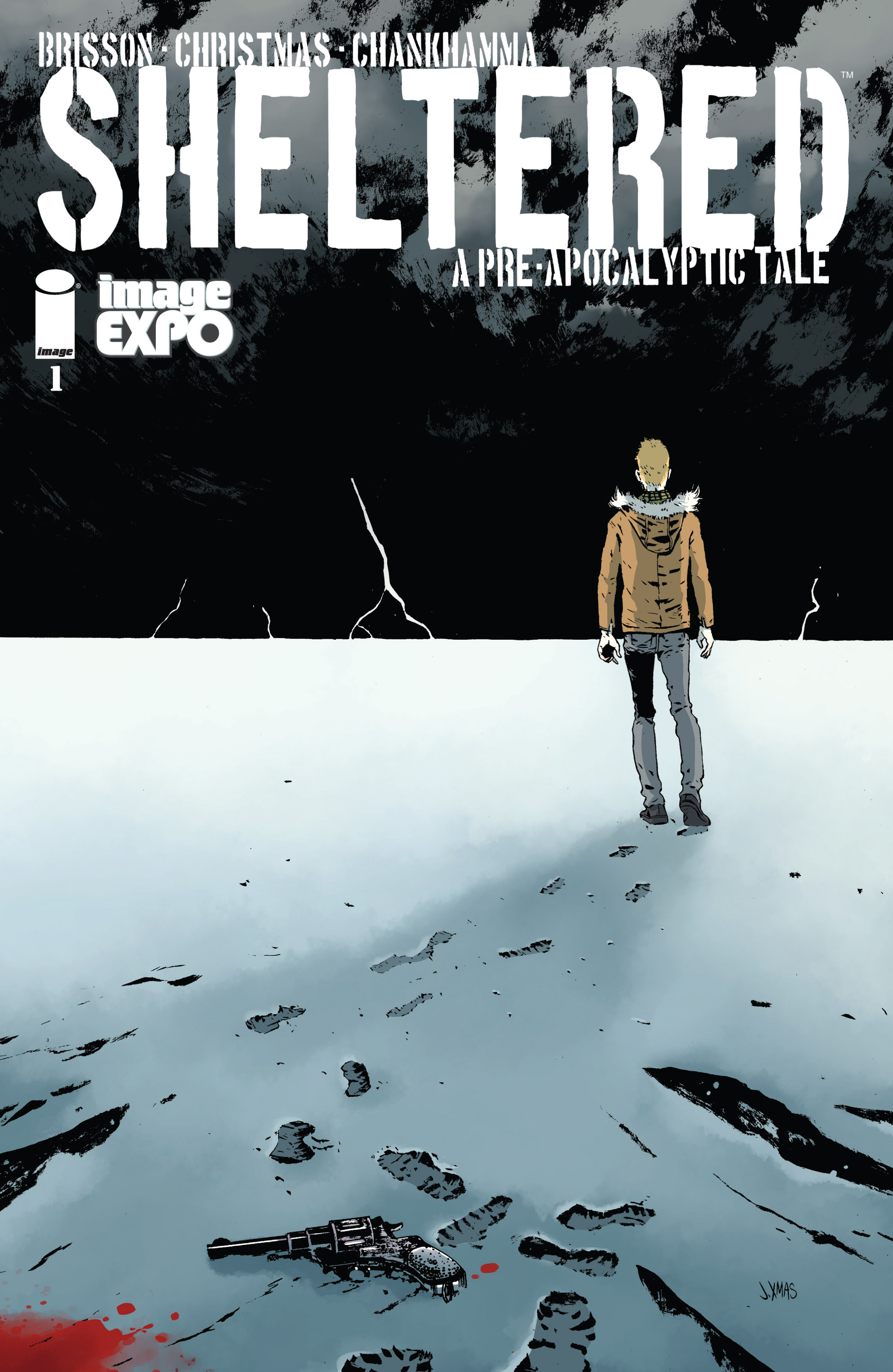 Read online Sheltered comic -  Issue #1 - 33