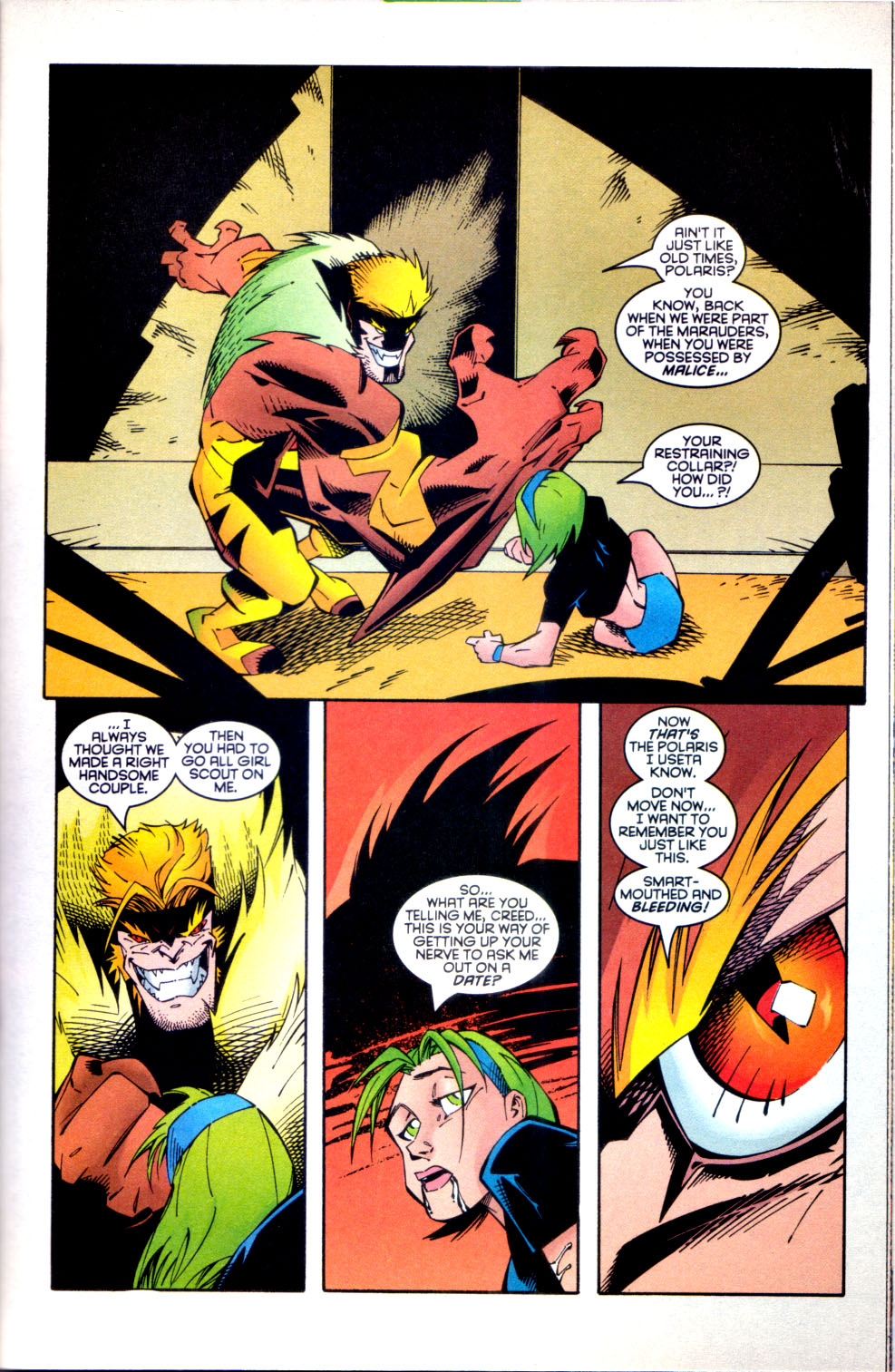 Read online X-Factor (1986) comic -  Issue #136 - 16