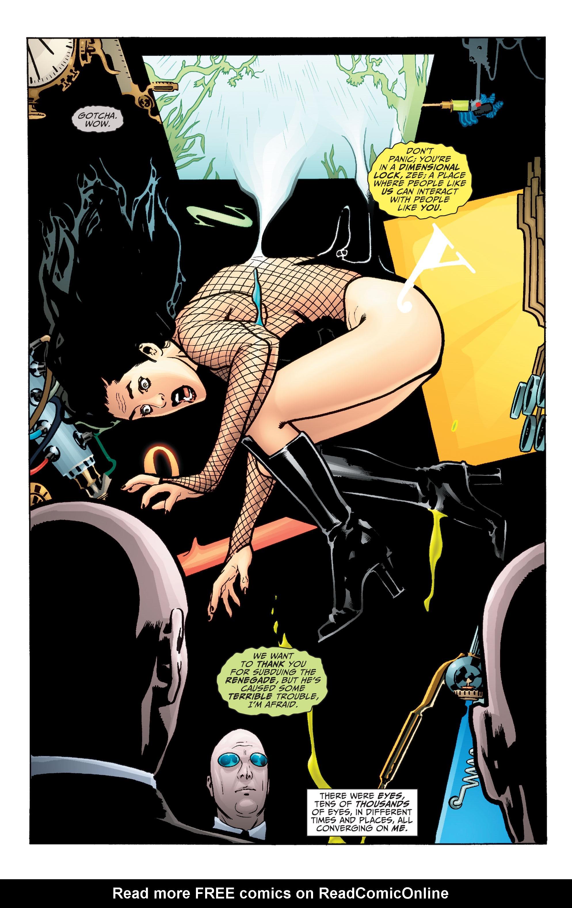 Read online Seven Soldiers: Zatanna comic -  Issue #4 - 18