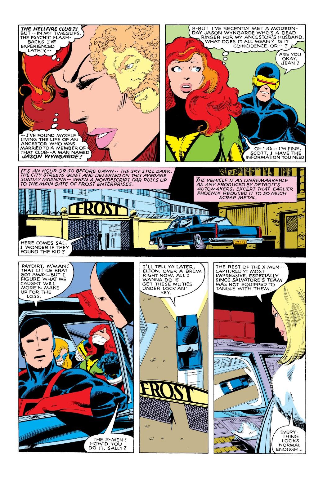 Read online X-Men Milestones: Dark Phoenix Saga comic -  Issue # TPB (Part 1) - 47