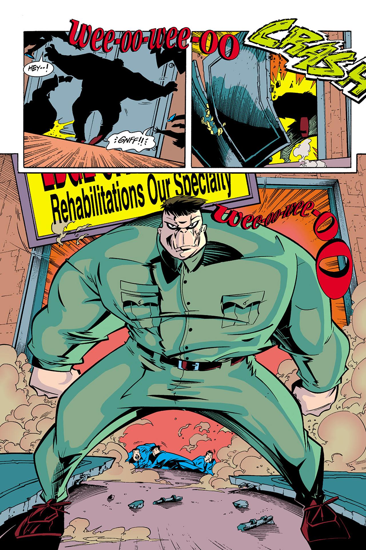 Read online Adventures Of The Mask Omnibus comic -  Issue #Adventures Of The Mask Omnibus Full - 284