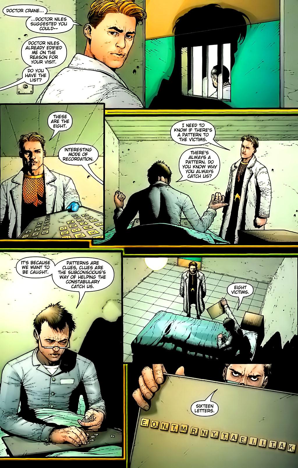 Read online Aquaman (2003) comic -  Issue #30 - 22