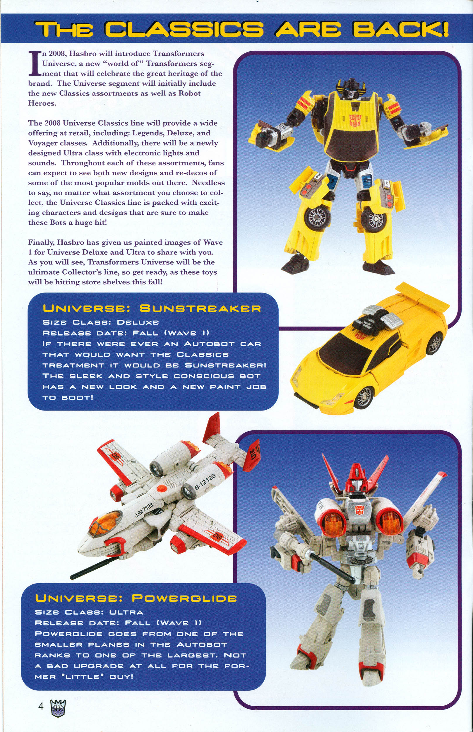 Read online Transformers: Collectors' Club comic -  Issue #19 - 4