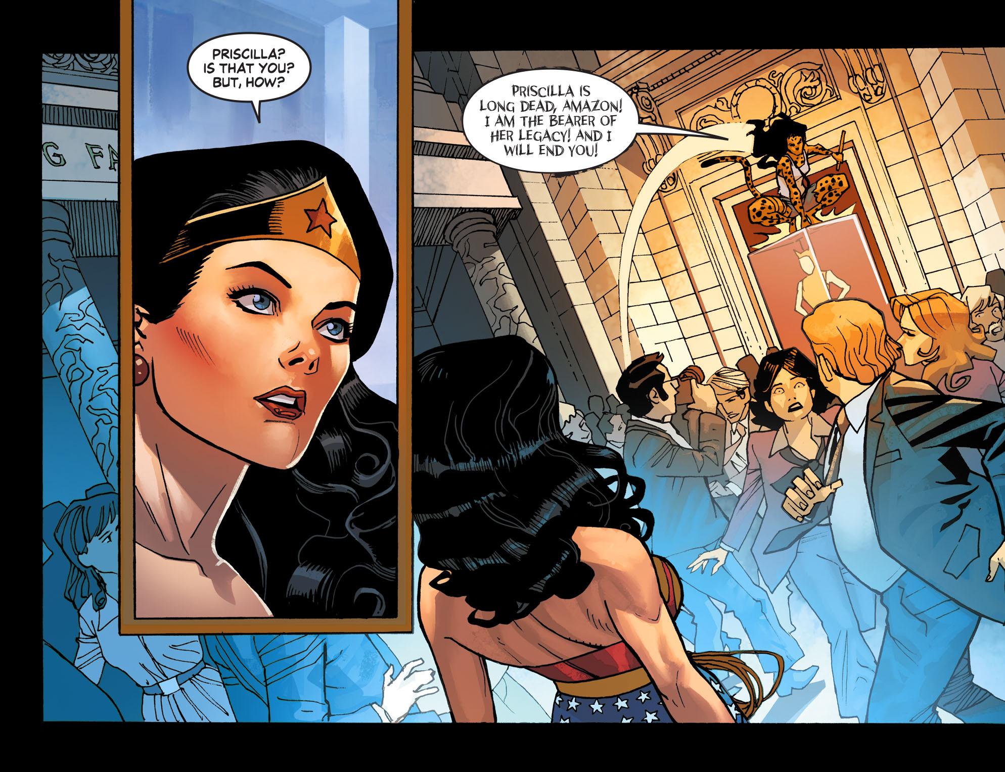 Read online Wonder Woman '77 [I] comic -  Issue #8 - 11