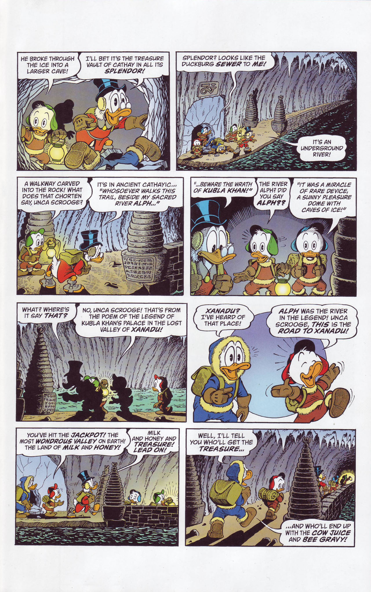Read online Uncle Scrooge (1953) comic -  Issue #357 - 7