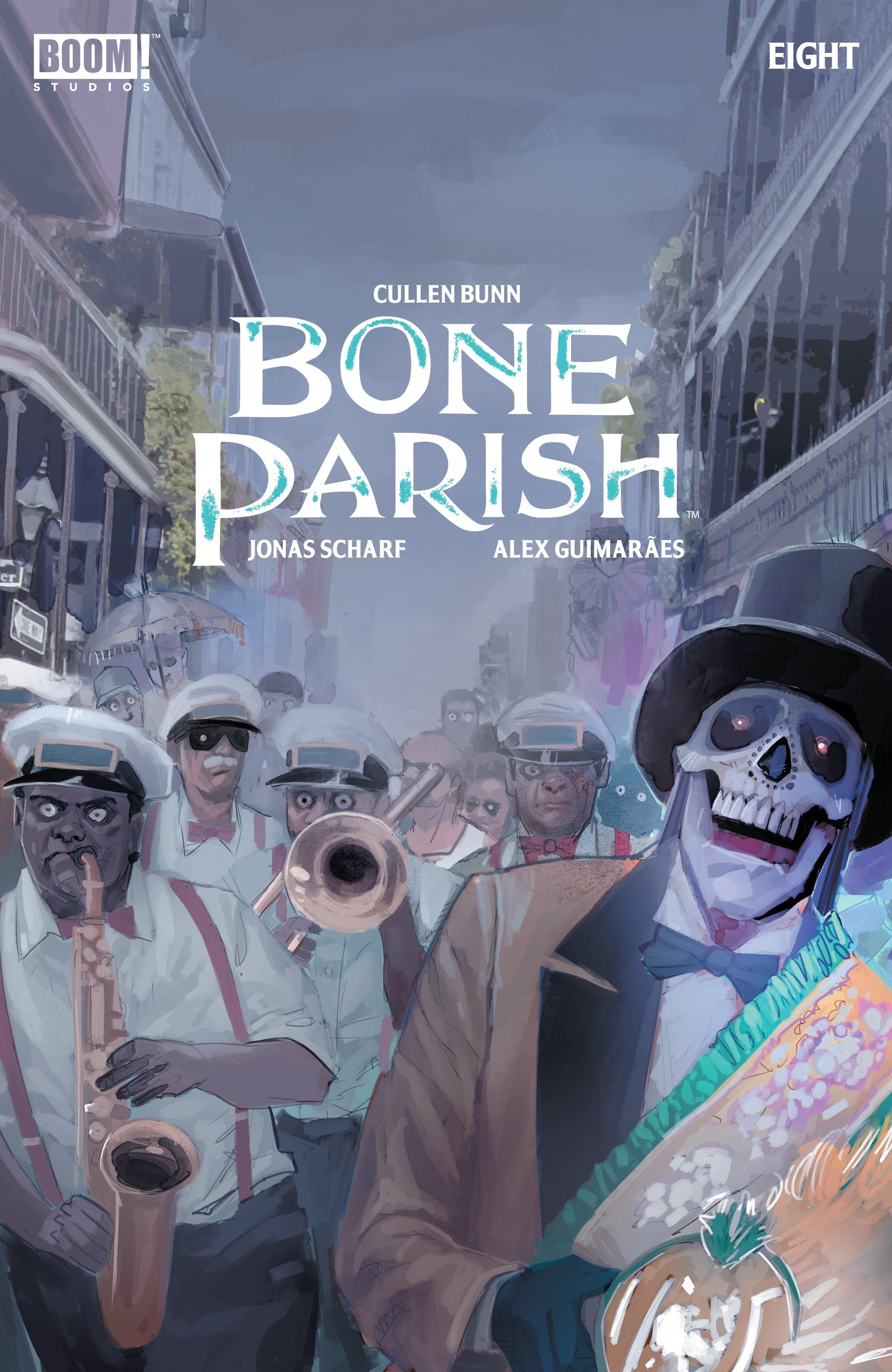 Bone Parish Issue 8