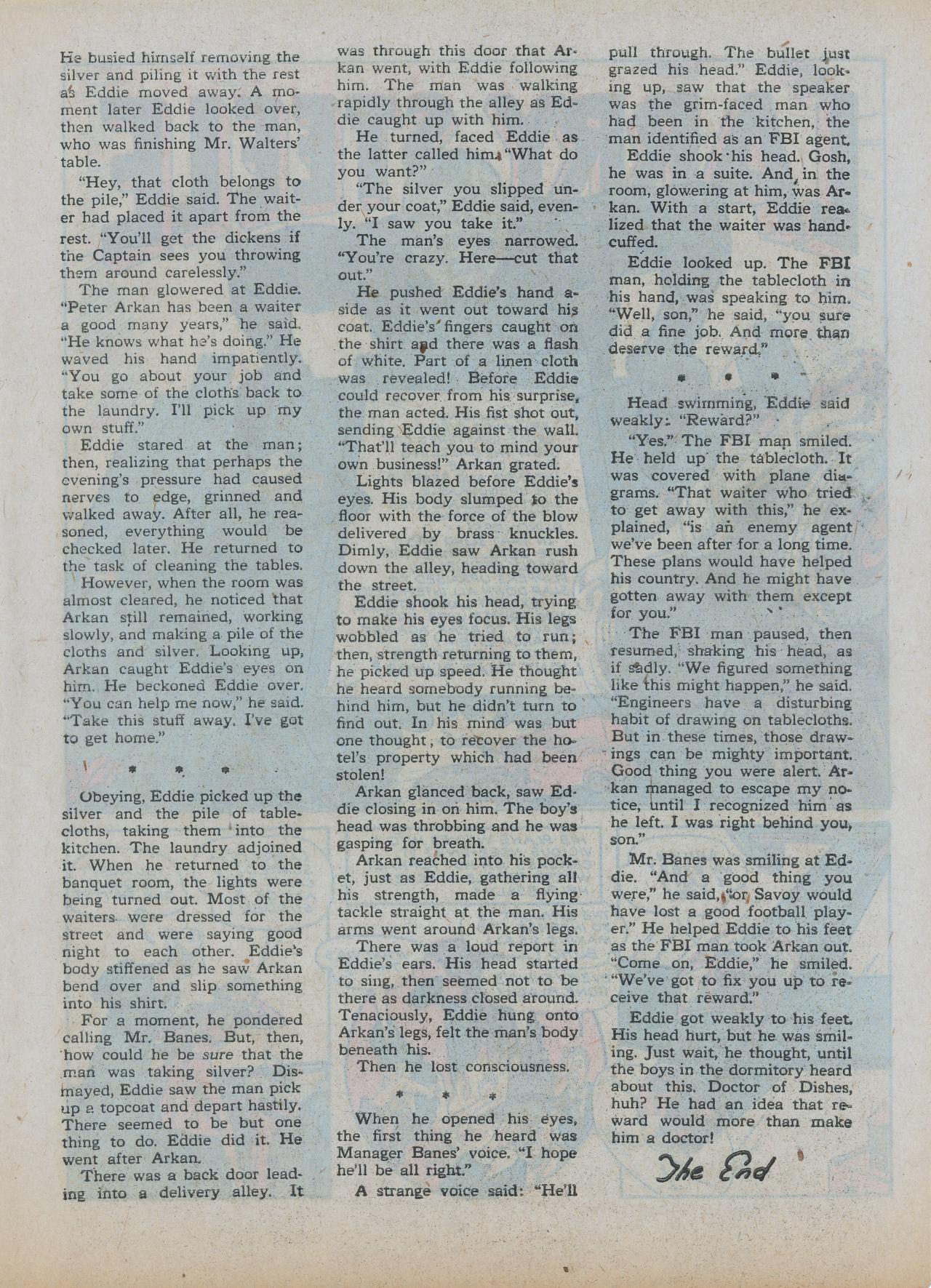 Read online Detective Comics (1937) comic -  Issue #63 - 51